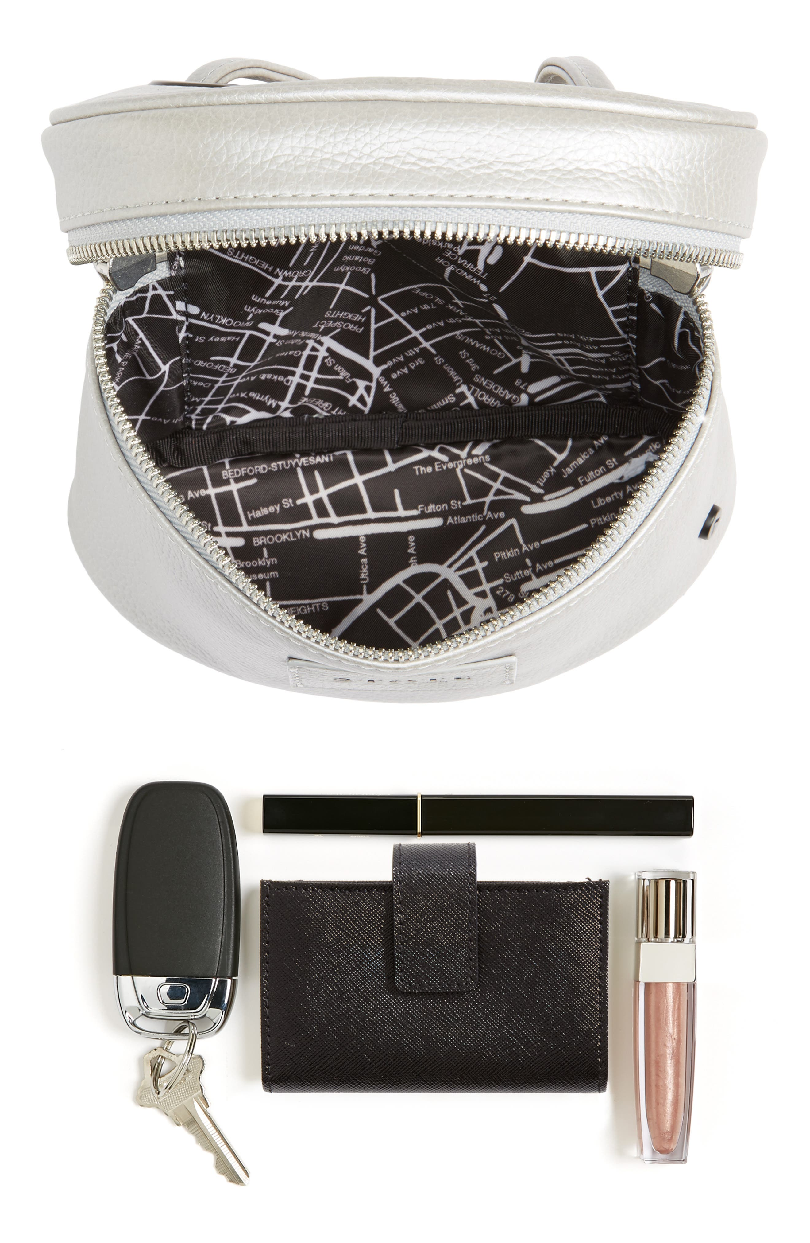 Alternate Image 7  - STATE Bags Greenwood Autumn Leather Crossbody Bag