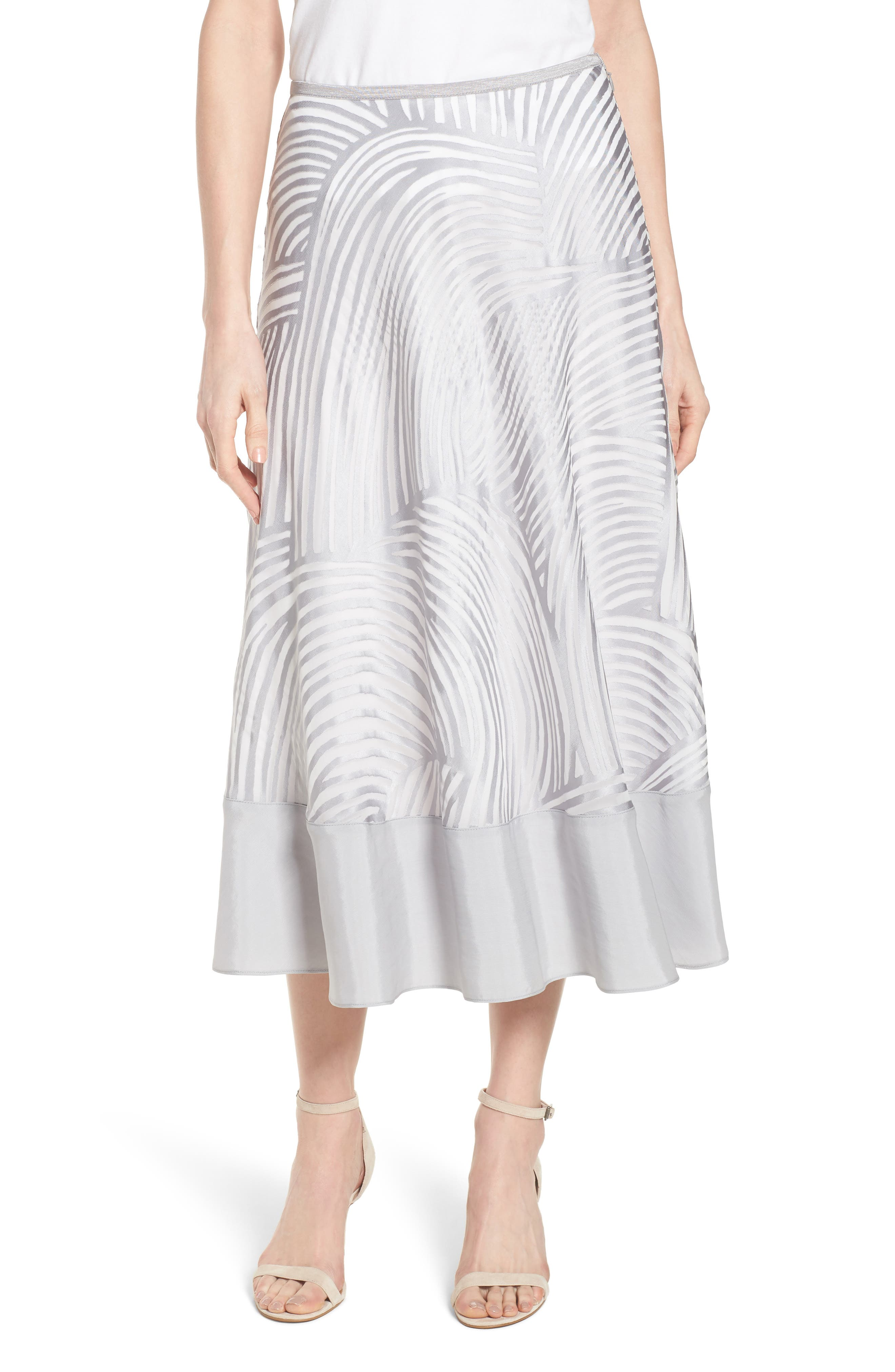 NIC+ZOE Bohemian Groves Skirt
