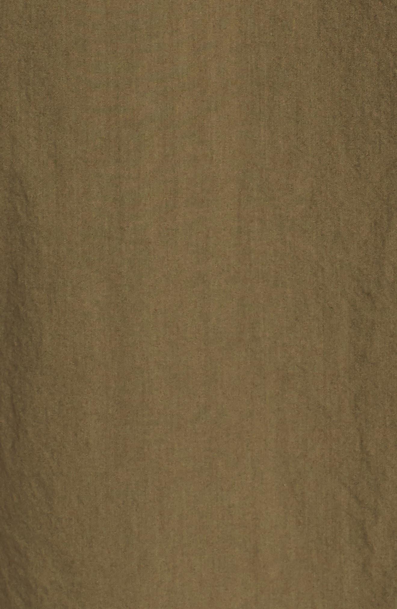 Alternate Image 5  - Billy Reid Brantley Slim Fit Sport Shirt