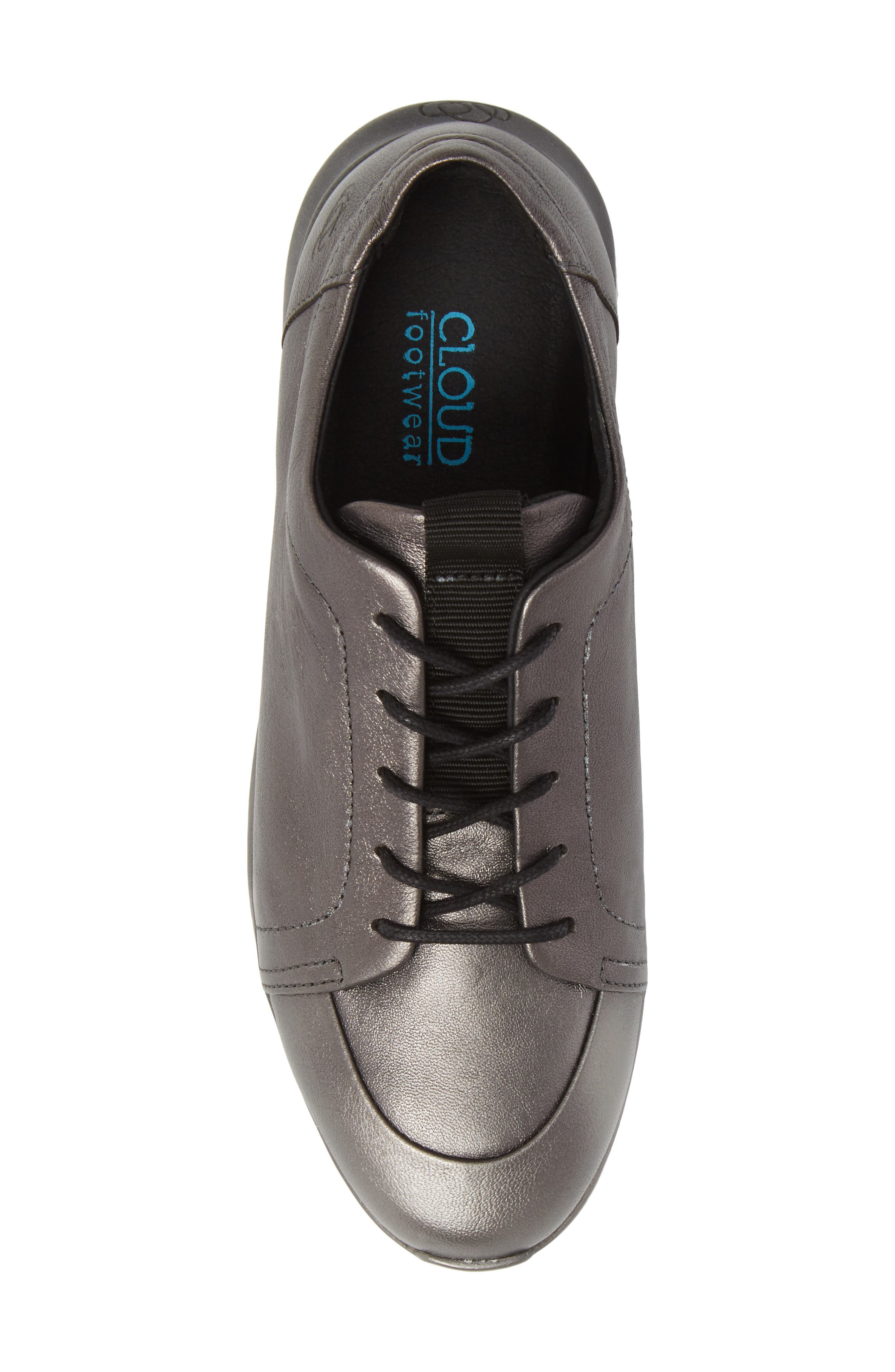 Ria Sneaker,                             Alternate thumbnail 5, color,                             Pirita Leather
