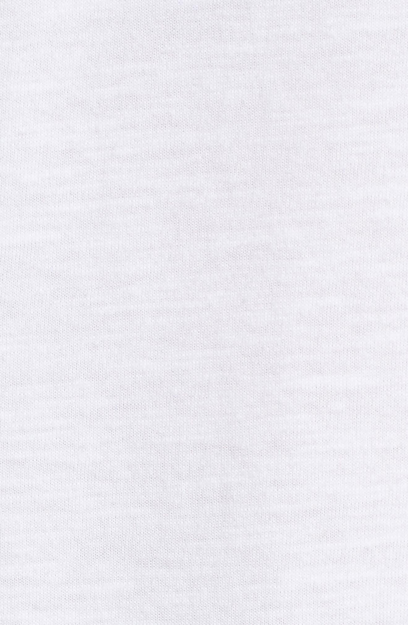 Dry Lagos Polo,                             Alternate thumbnail 5, color,                             White