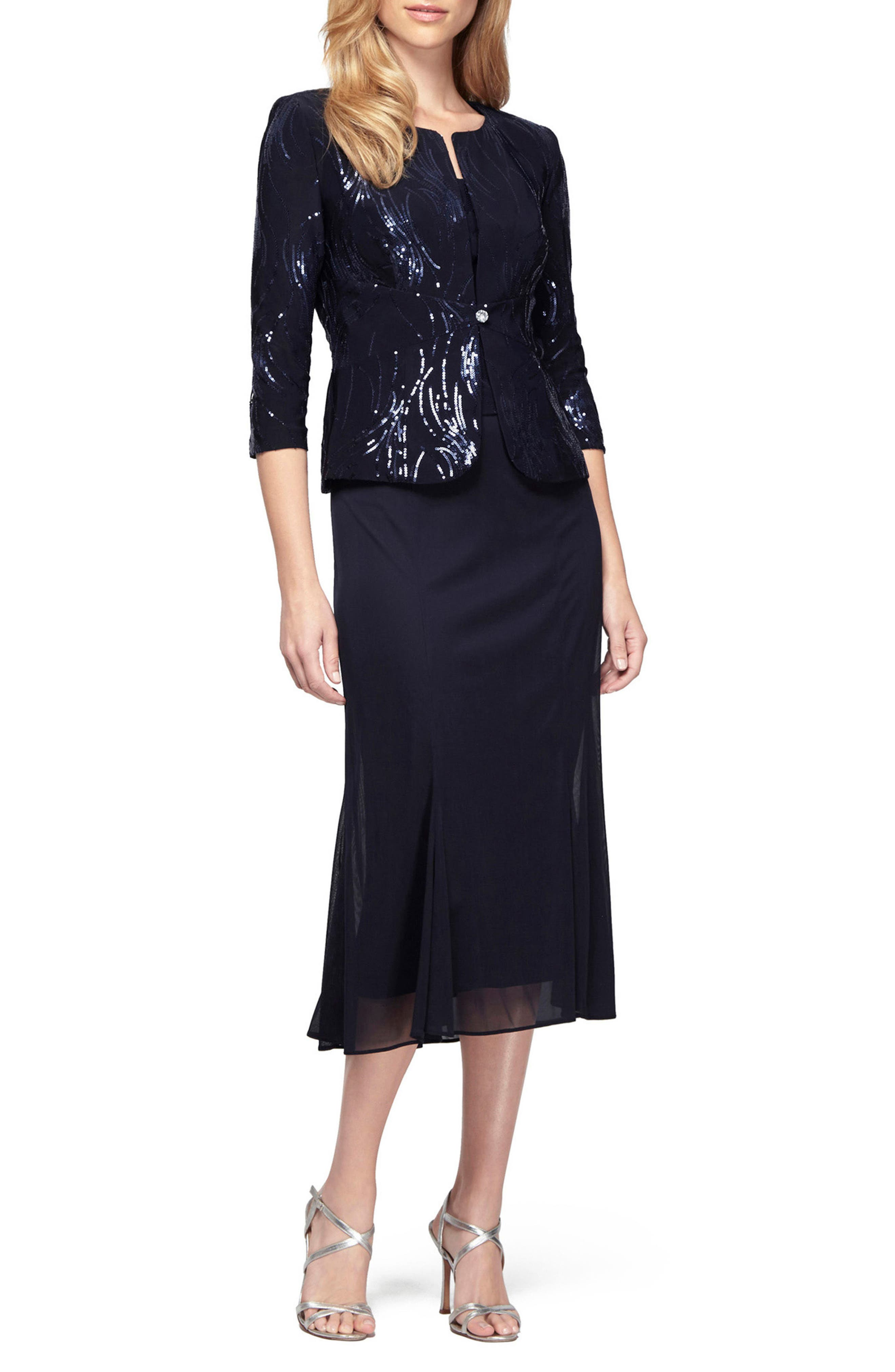 Alex Evenings Petite Dresses For Women Nordstrom