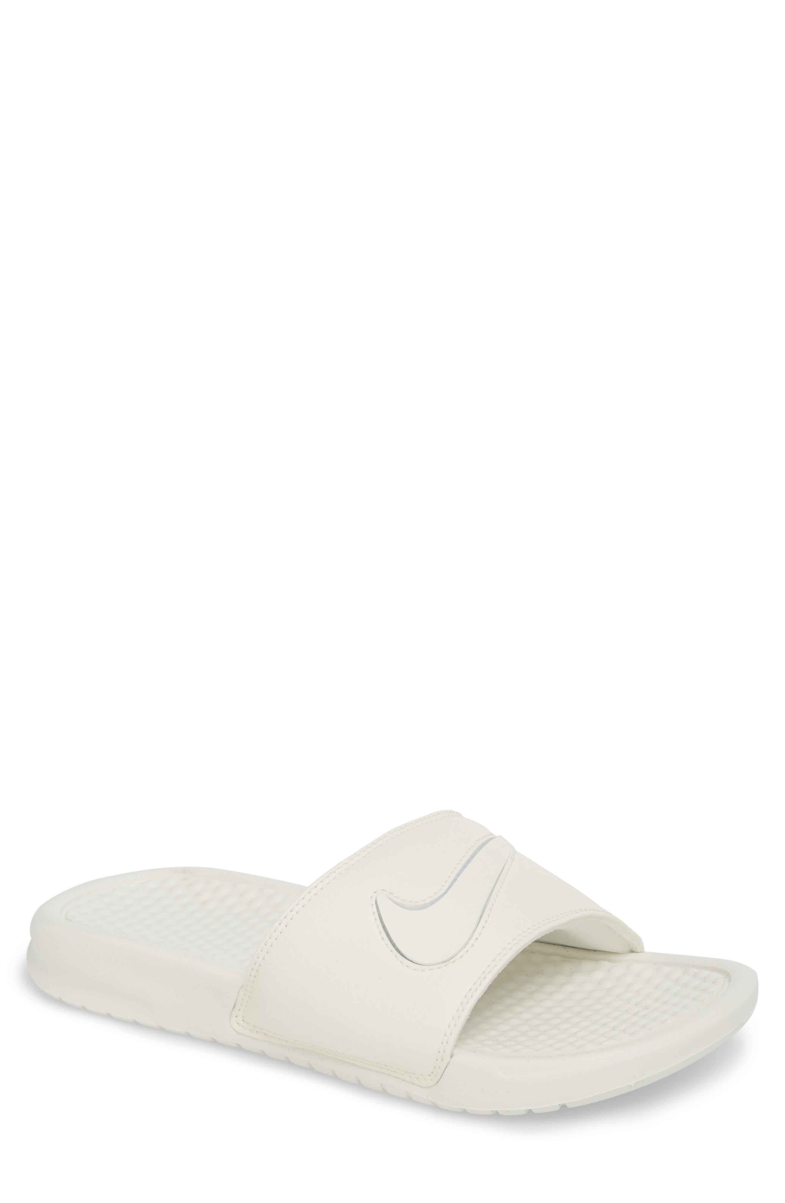 Nike Benassi JDI Customizable Slide Sandal (Unisex)