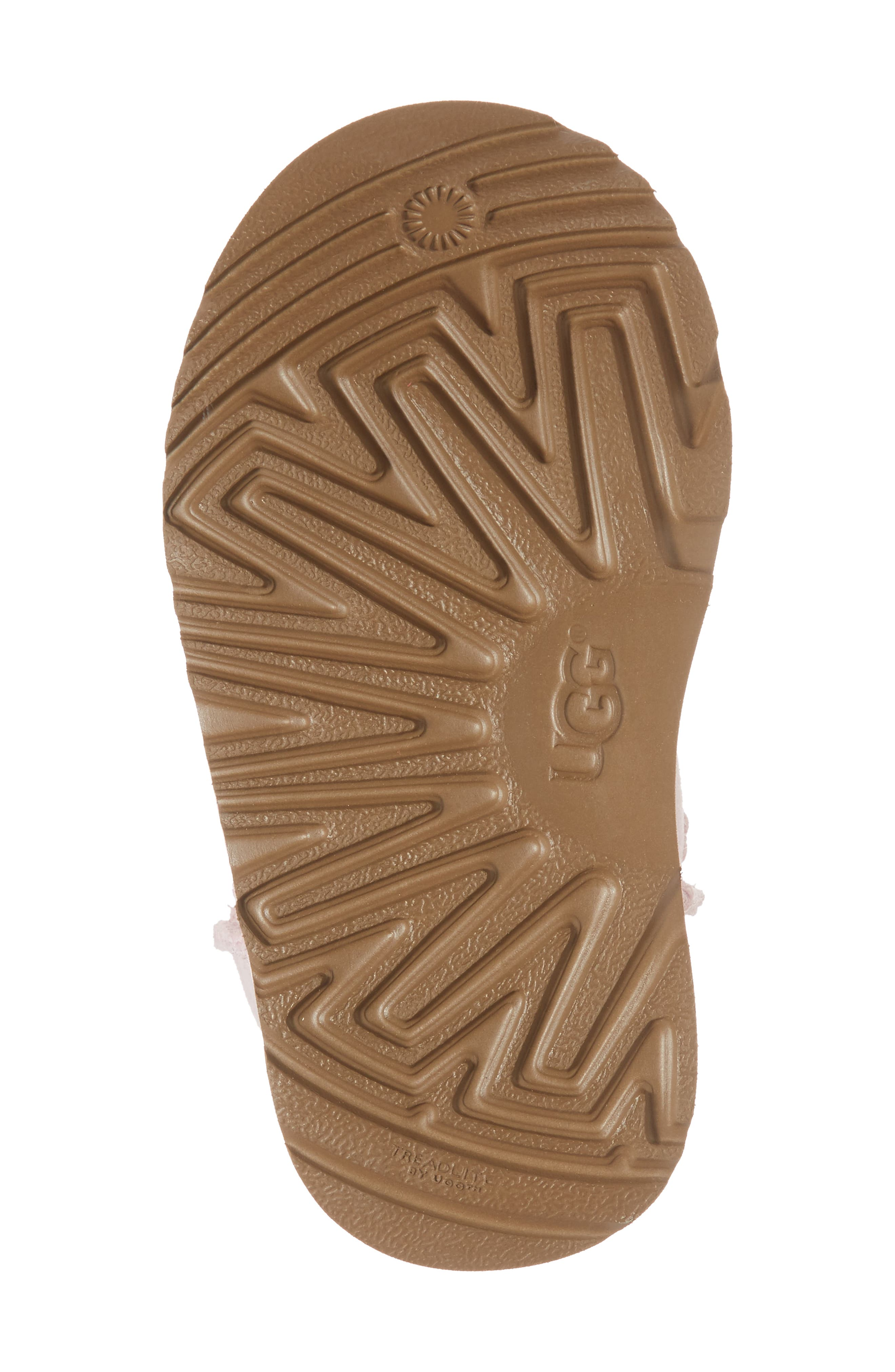 Alternate Image 6  - UGG® Classic II Water Resistant Genuine Shearling Boot (Walker, Toddler, Little Kid & Big Kid)