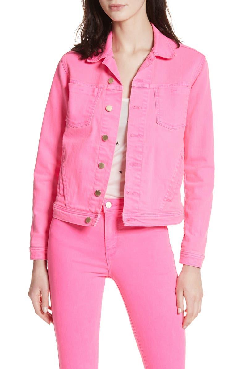 Celine Slim Denim Jacket