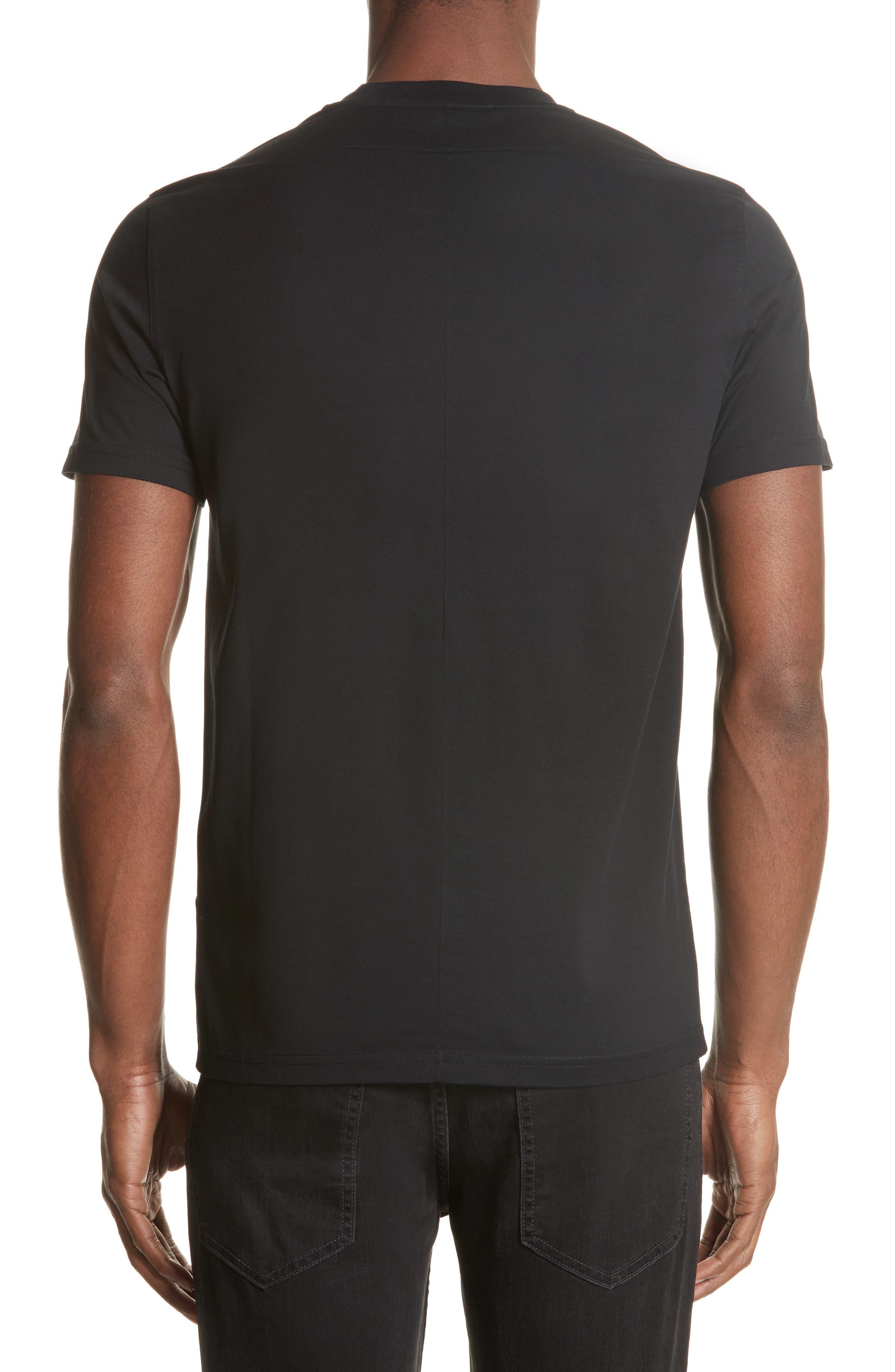 LA House Graphic T-Shirt,                             Alternate thumbnail 2, color,                             Black