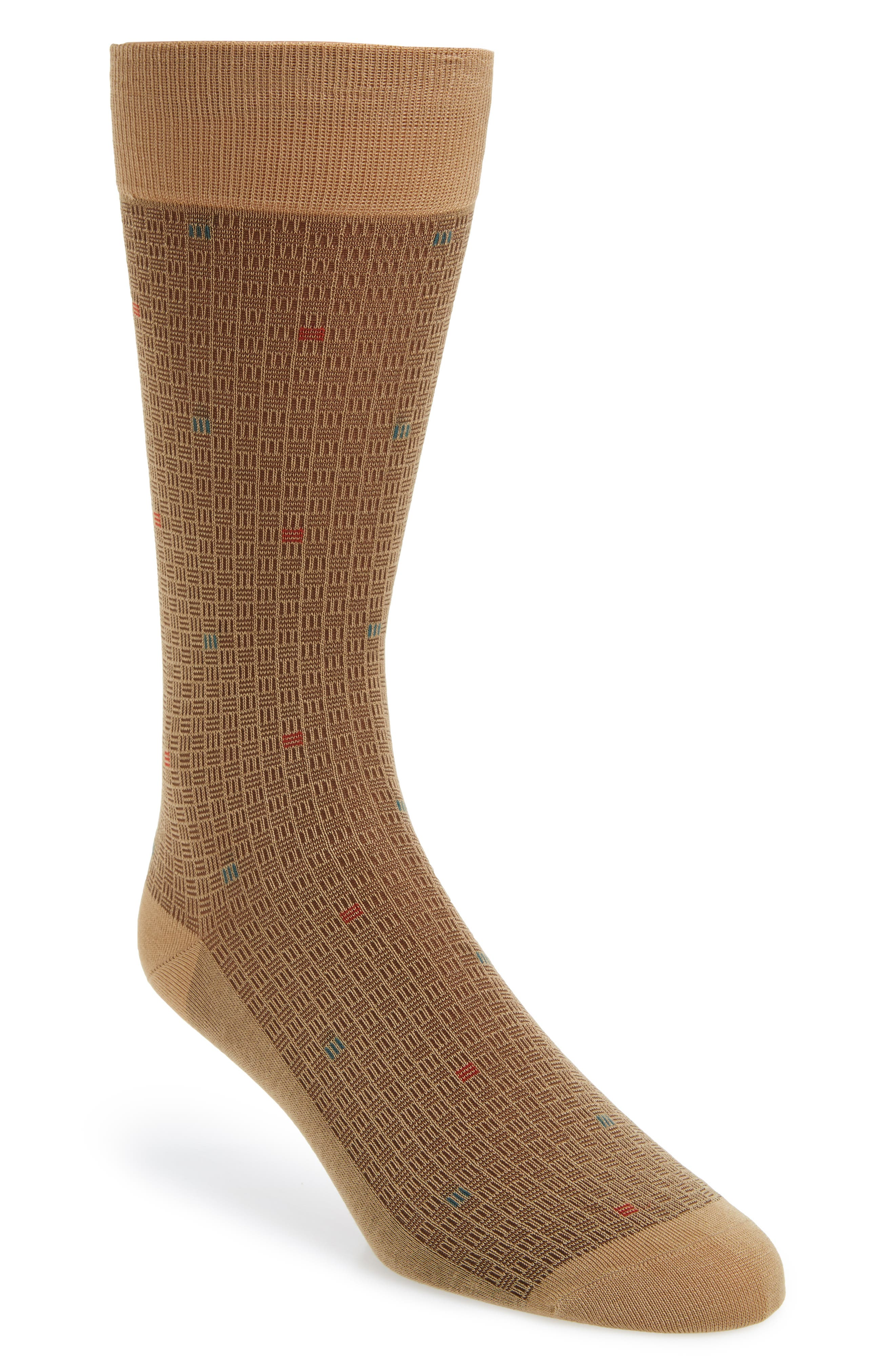 Pantherella Spiral Basket Weave Socks