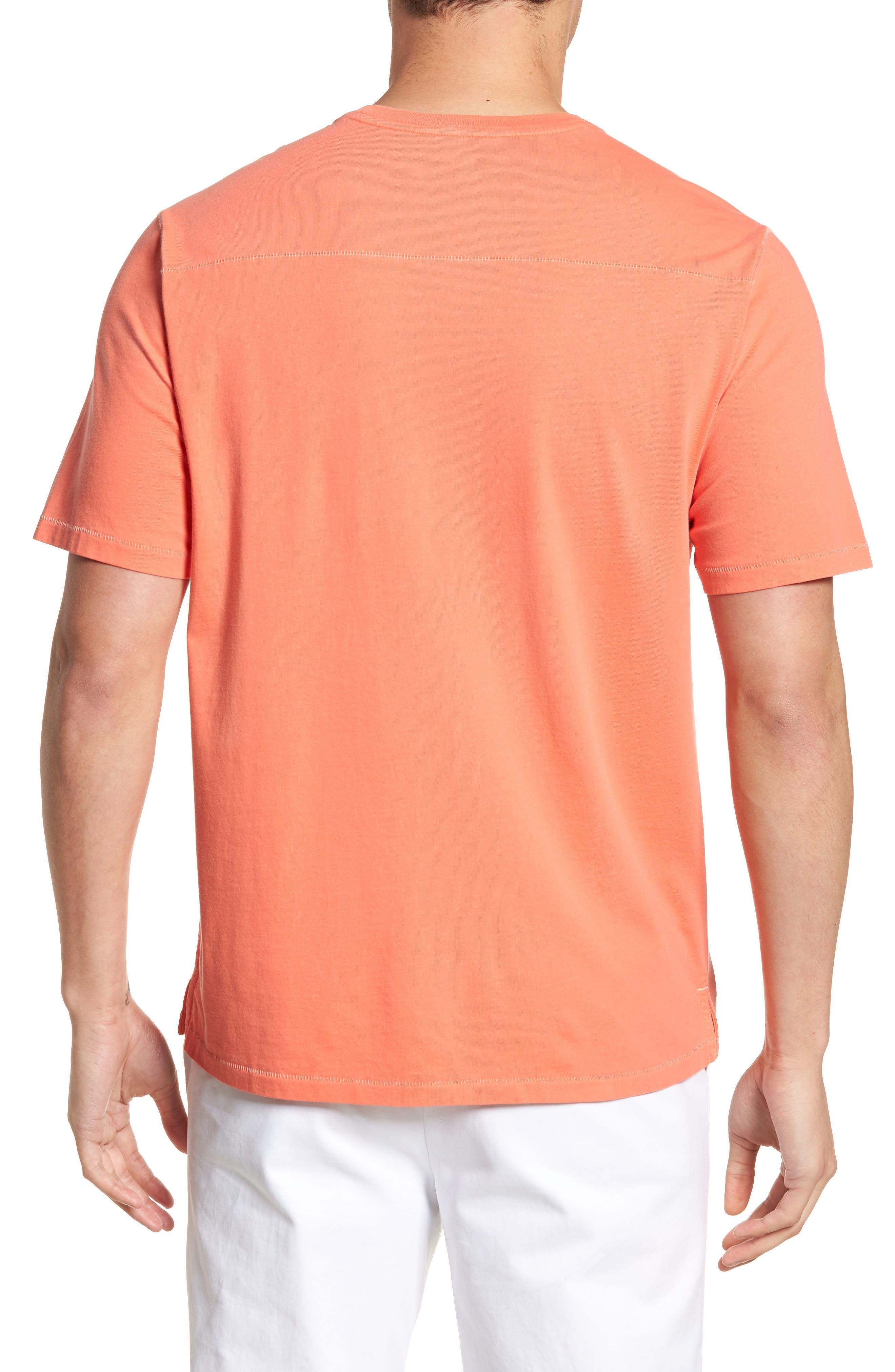 Alternate Image 2  - Tommy Bahama 'New Bahama Reef' Island Modern Fit Pima Cotton Pocket T-Shirt