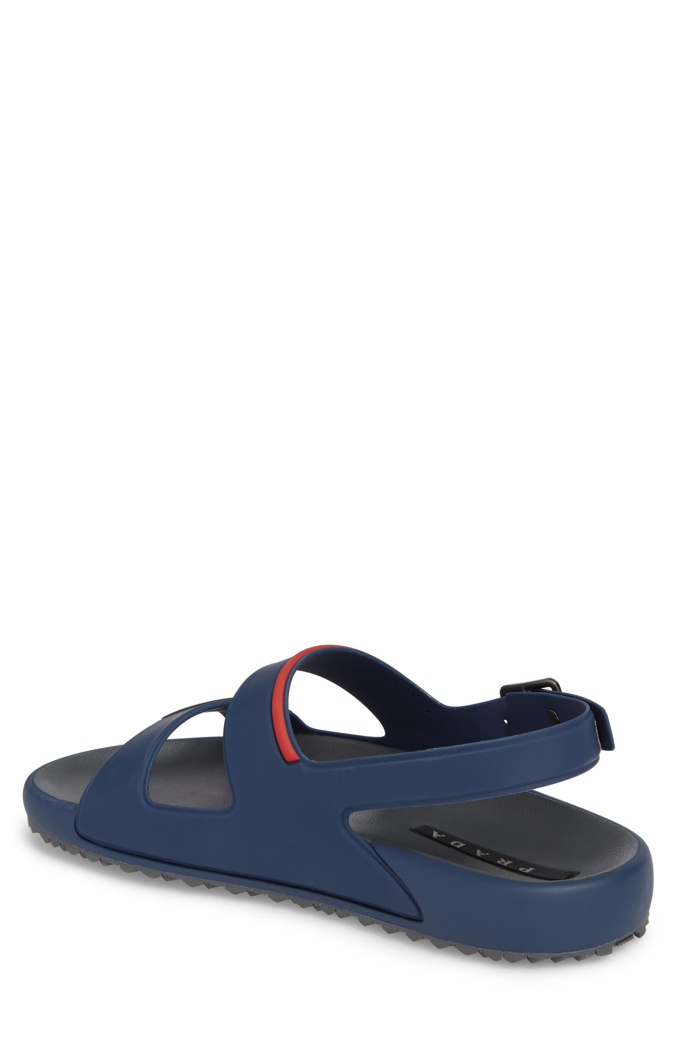 Alternate Image 2  - Prada Linea Rossa Sandal (Men)