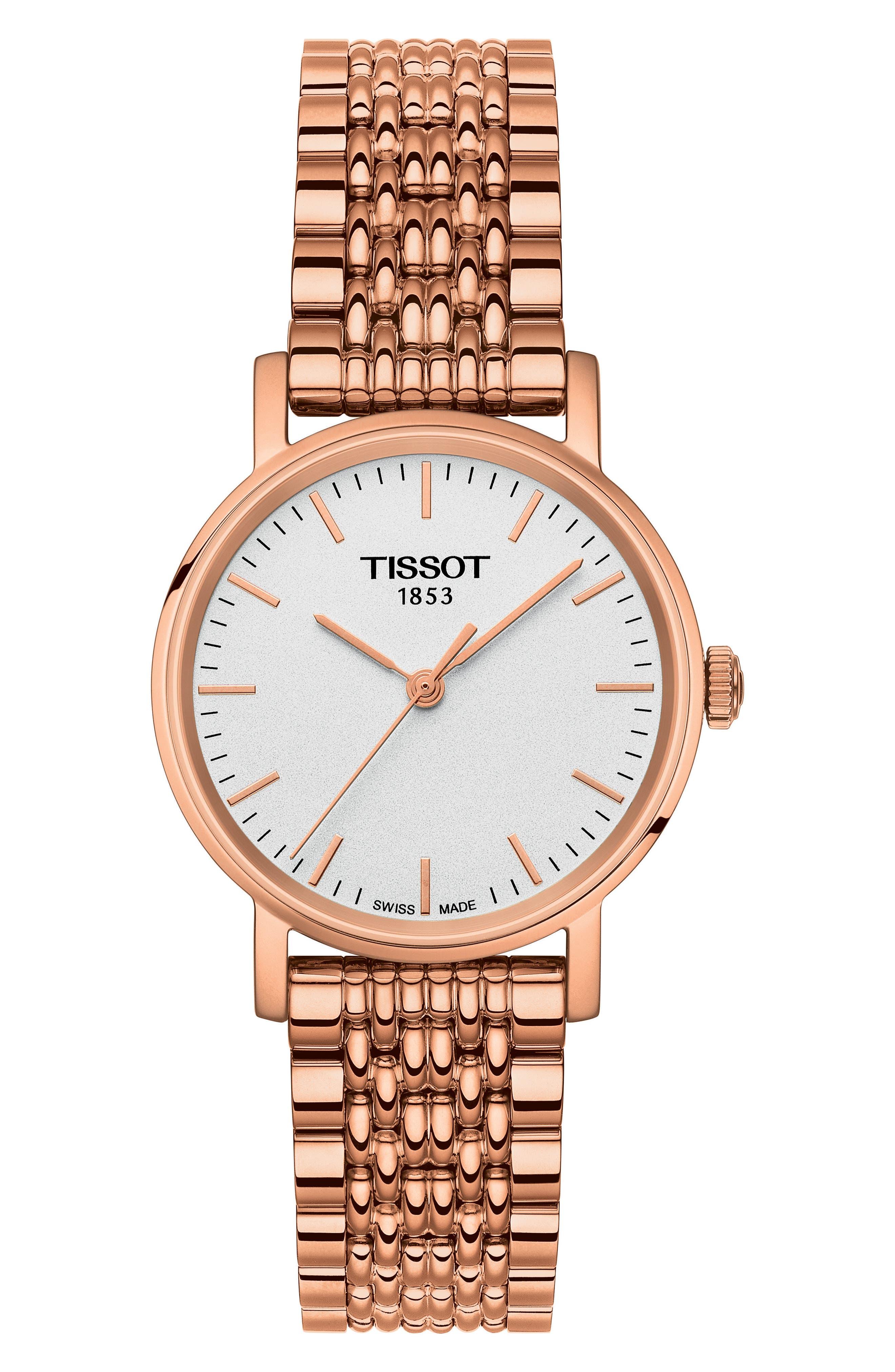 Alternate Image 1 Selected - Tissot Everytime Bracelet Watch, 38mm