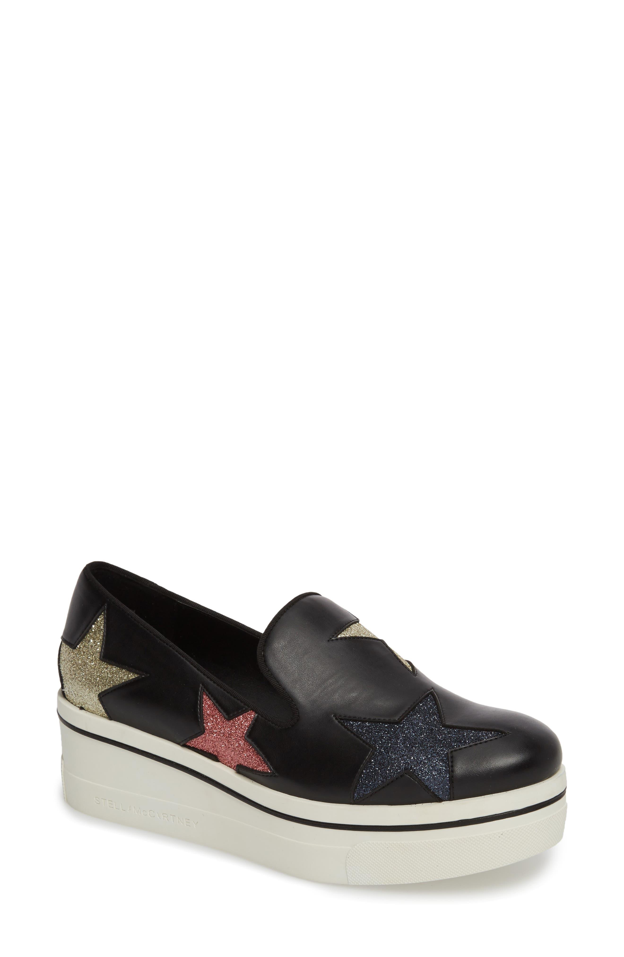 Binx Star Loafer,                         Main,                         color, Black