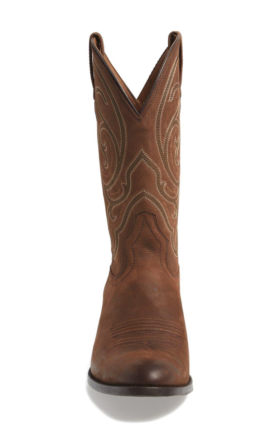 Alternate Image 3  - Ariat 'Bandera' Cowboy Boot (Men)