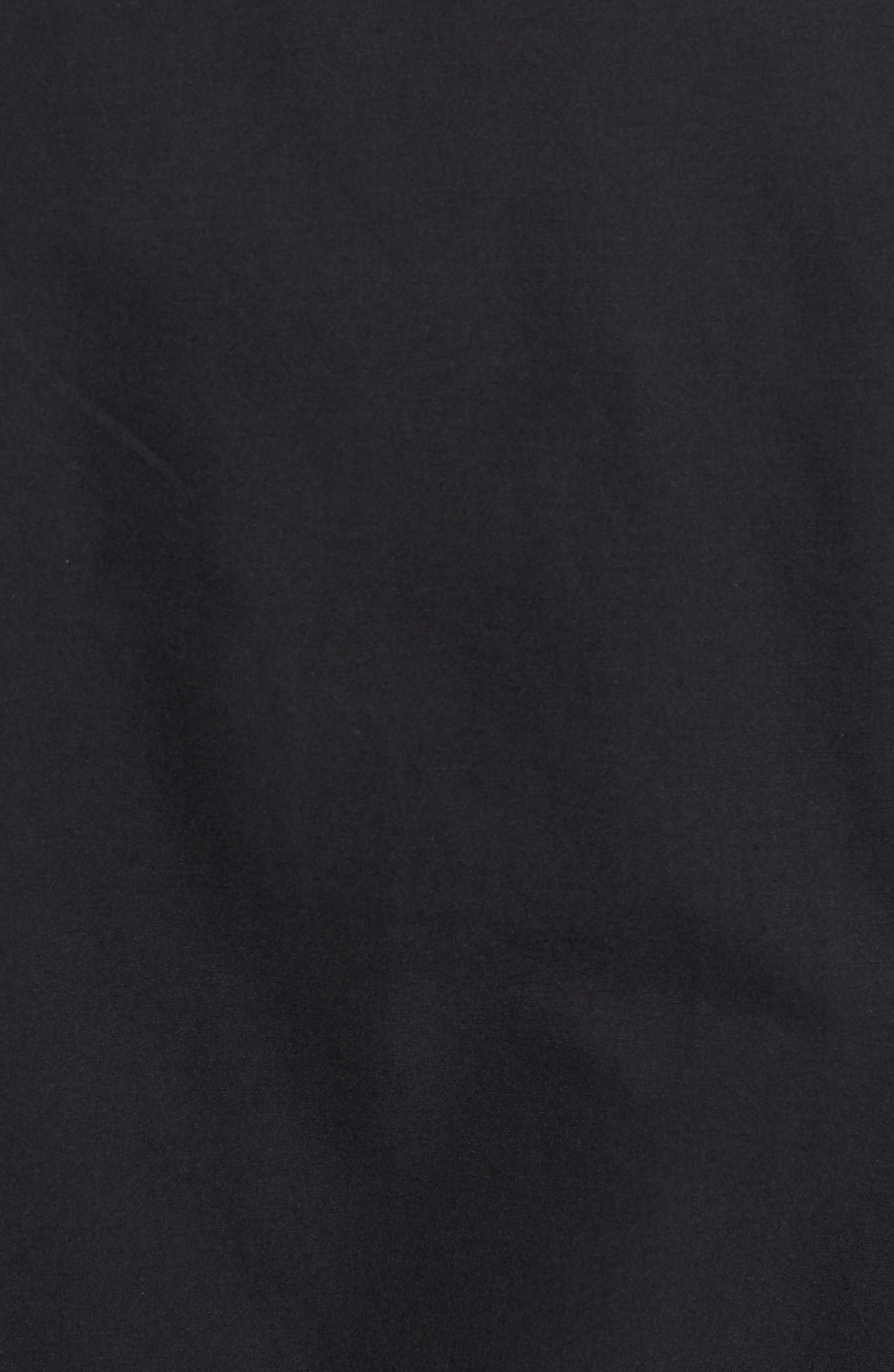 Varsity Jacket,                             Alternate thumbnail 6, color,                             Black/ Shadow