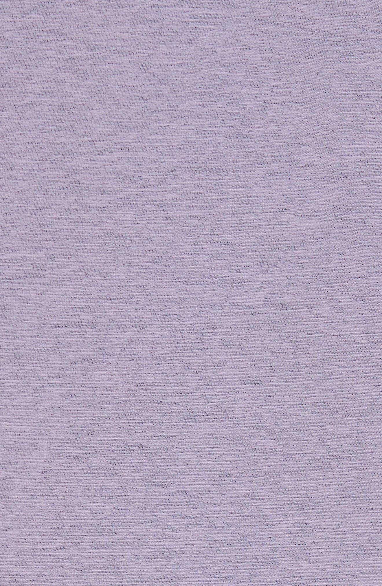 Bond Hybrid Shorts,                             Alternate thumbnail 5, color,                             Venice Purple
