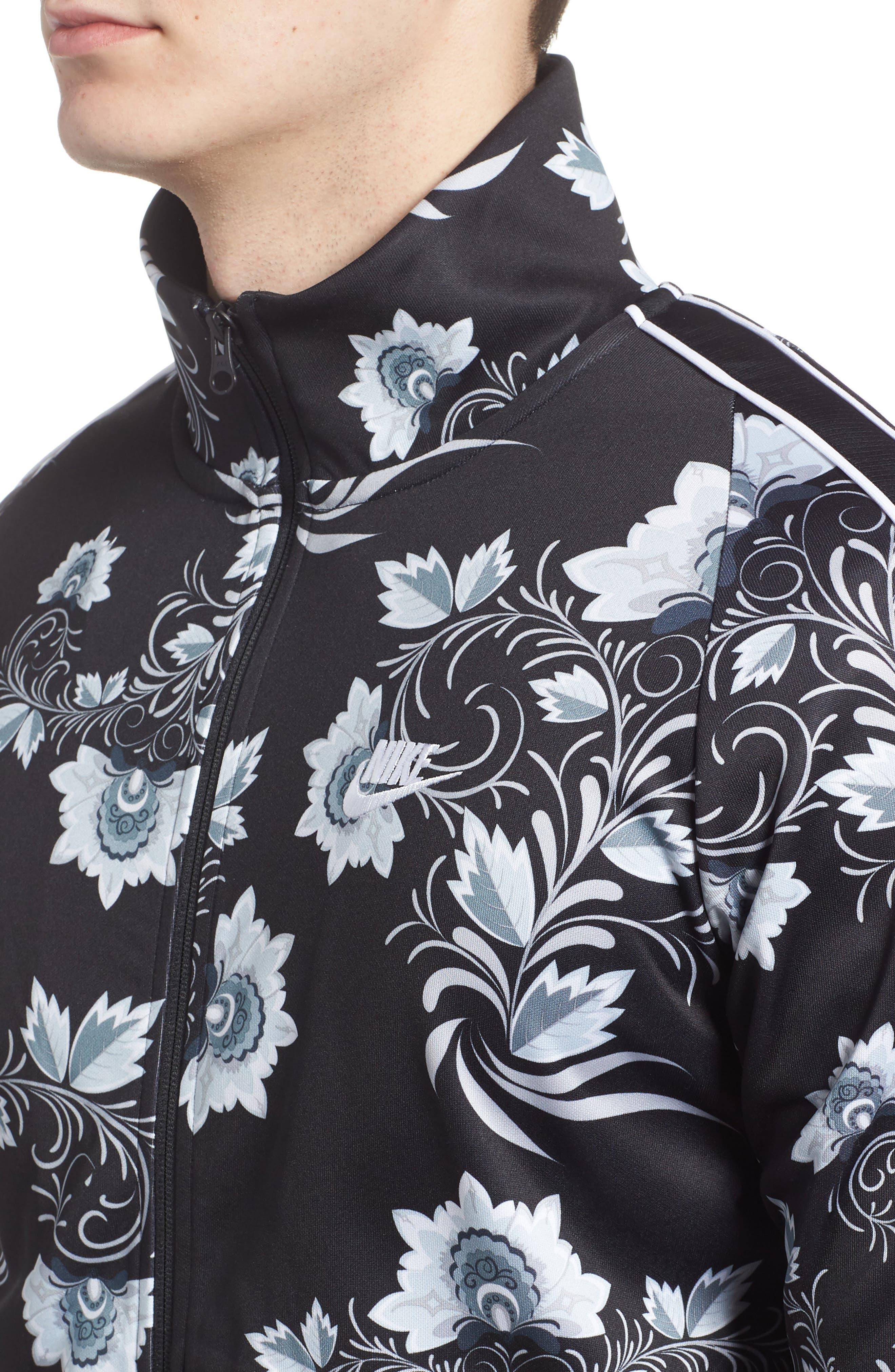 NSW Tribute Jacket,                             Alternate thumbnail 4, color,                             White/ Black/ White