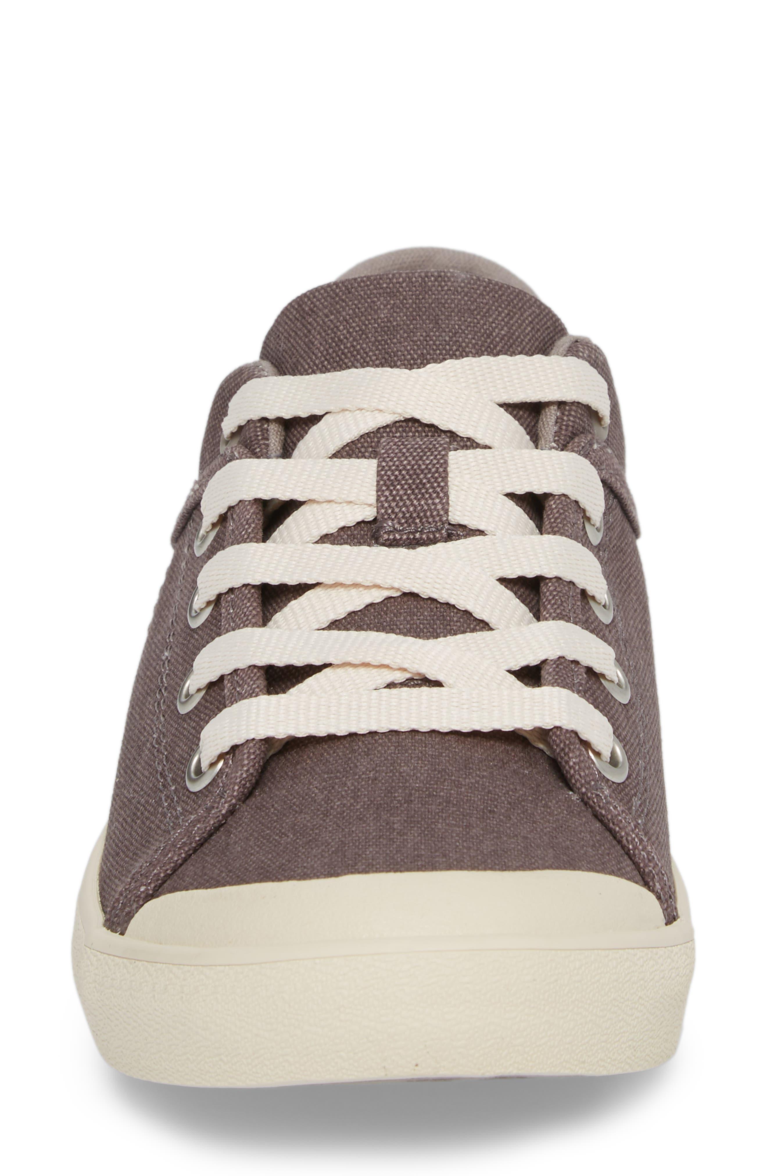 'Freewheel' Sneaker,                             Alternate thumbnail 4, color,                             Plum Truffle