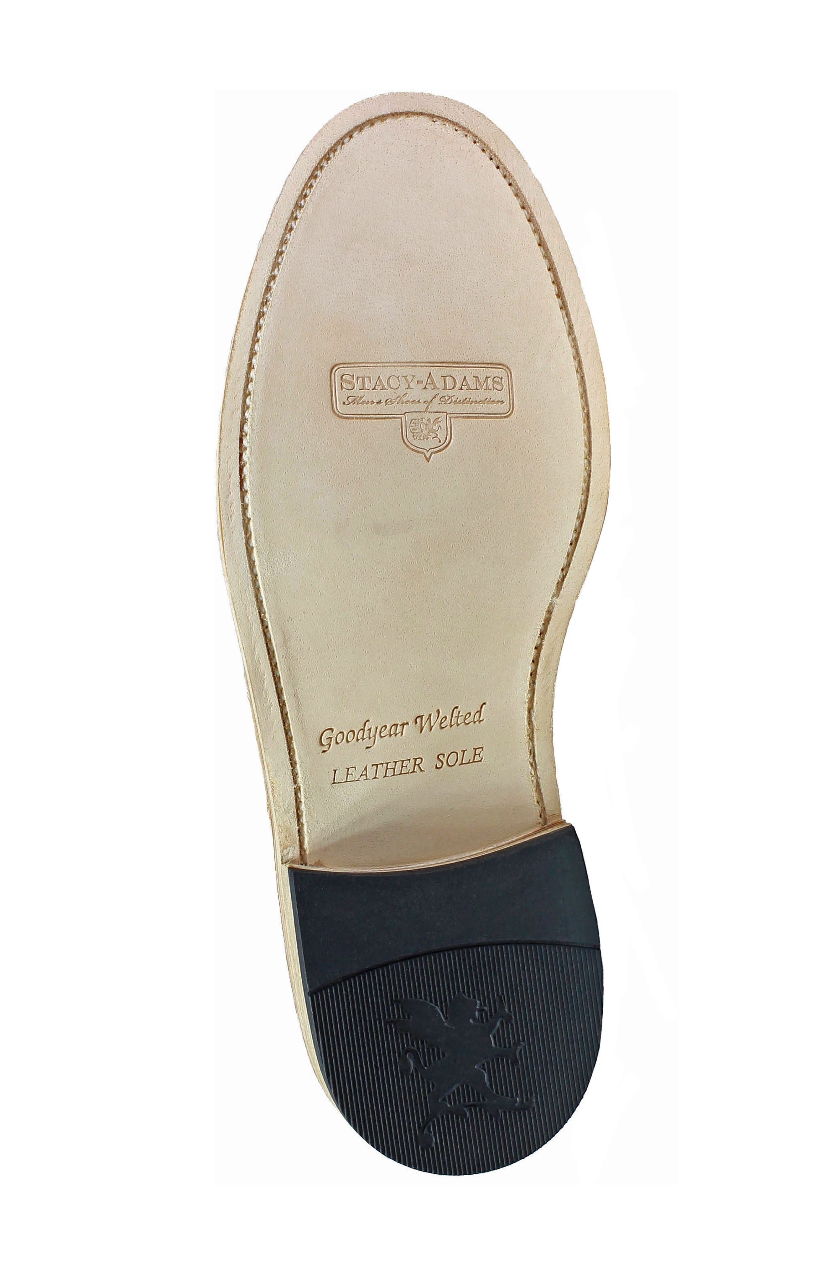 M2 Wingtip Derby,                             Alternate thumbnail 6, color,                             Natural Leather