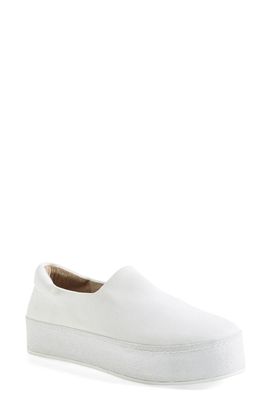 Opening Ceremony 'Grunge' Slip-On Platform Sneaker (Women)