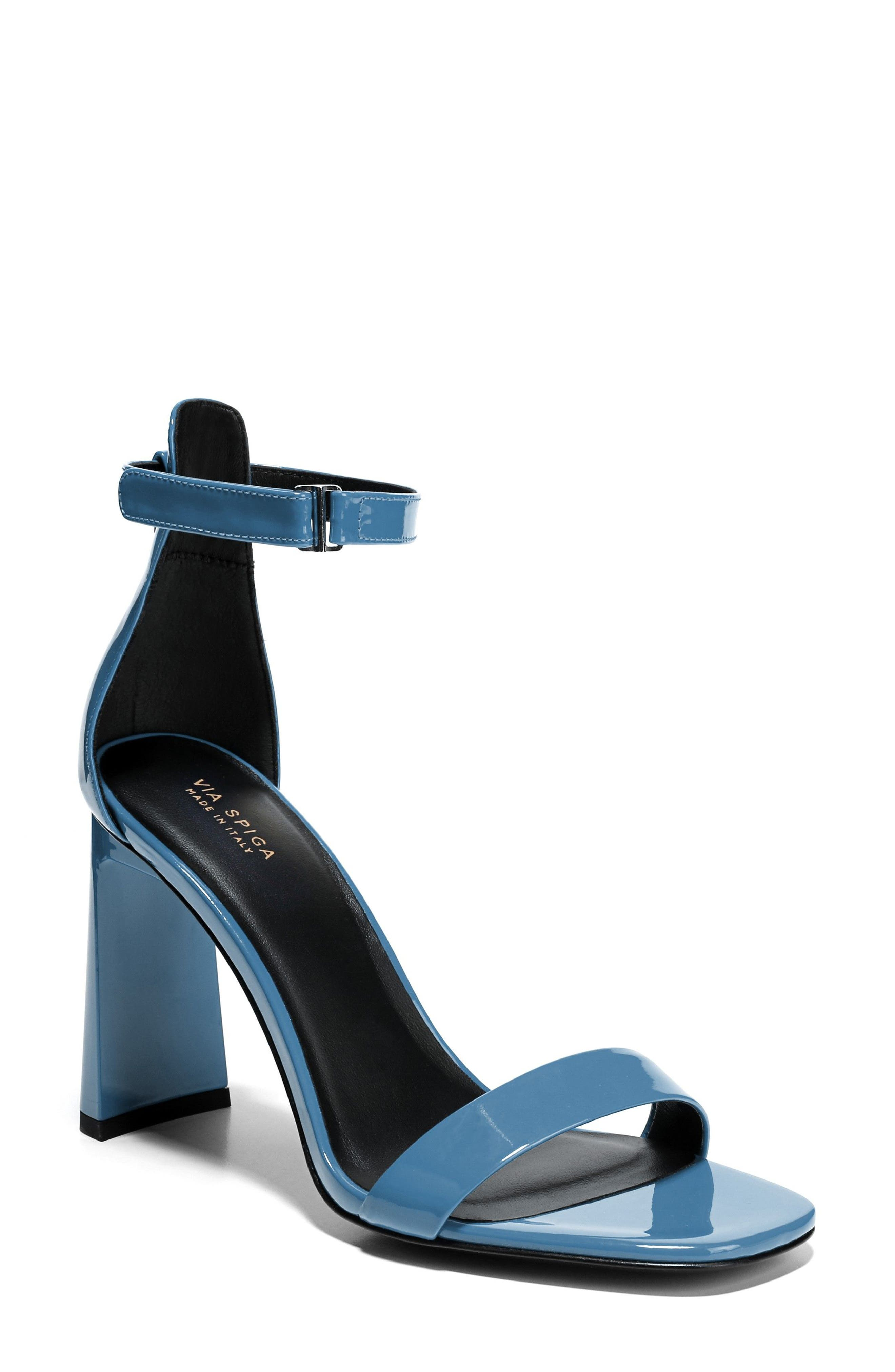 Via Spiga Faxon Ankle Strap Sandal (Women)