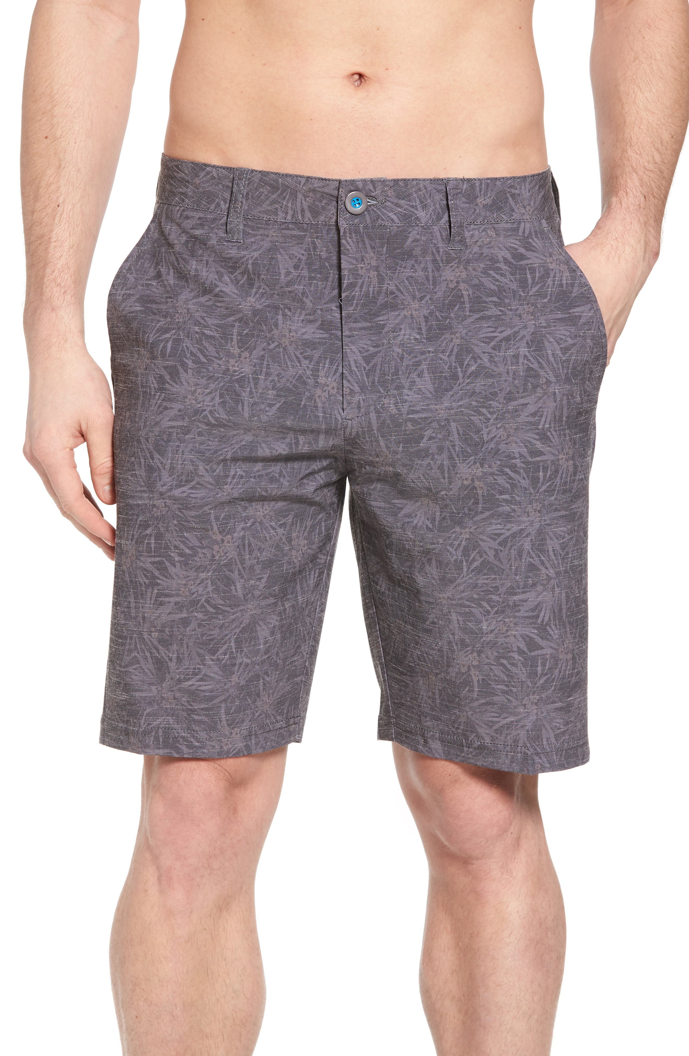 Cruiser Hybrid Shorts,                             Alternate thumbnail 2, color,                             Tropic Camo