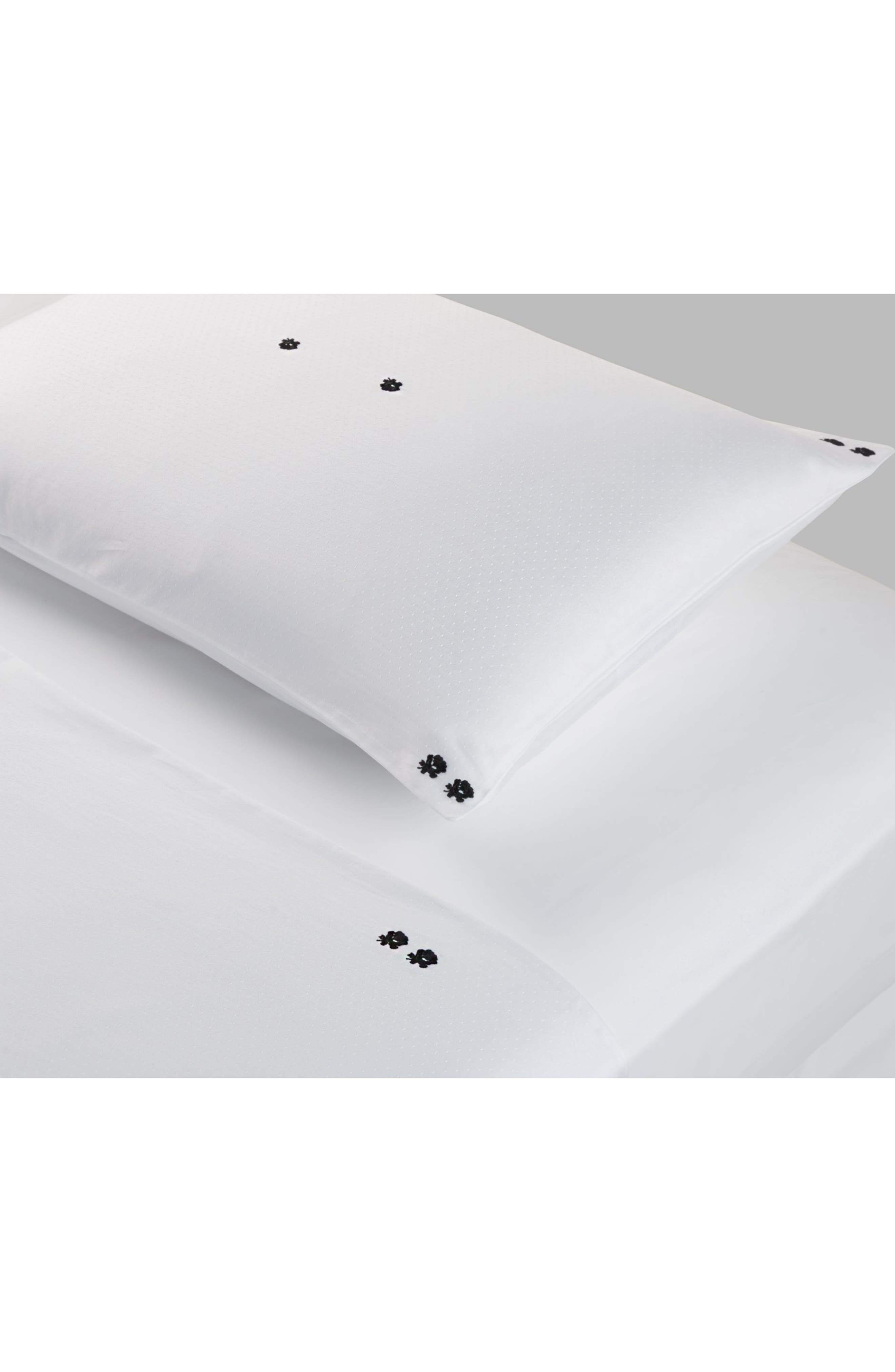 Clone Comforter,                             Alternate thumbnail 4, color,                             White