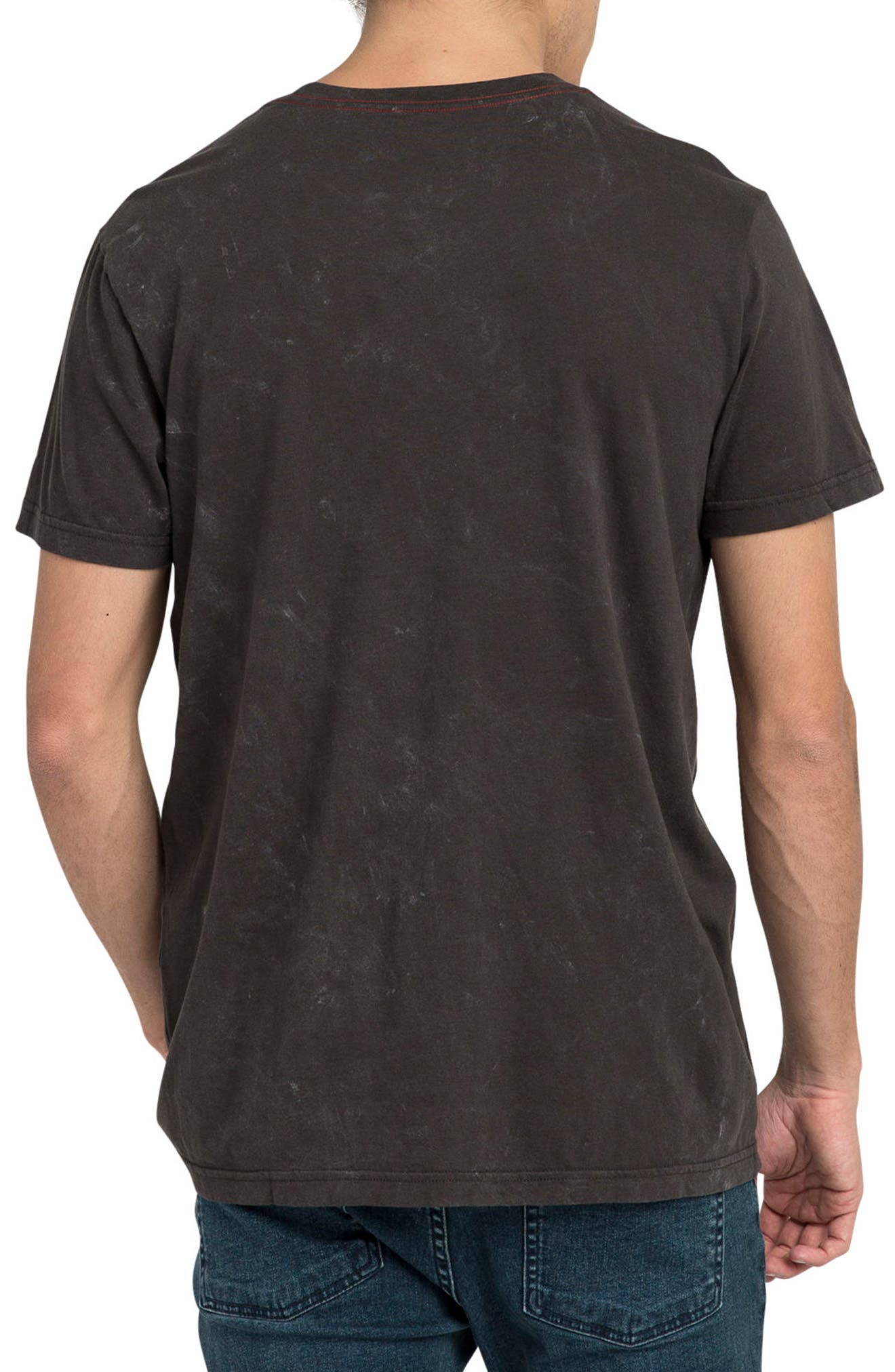Big Deal T-Shirt,                             Alternate thumbnail 2, color,                             Pirate Black