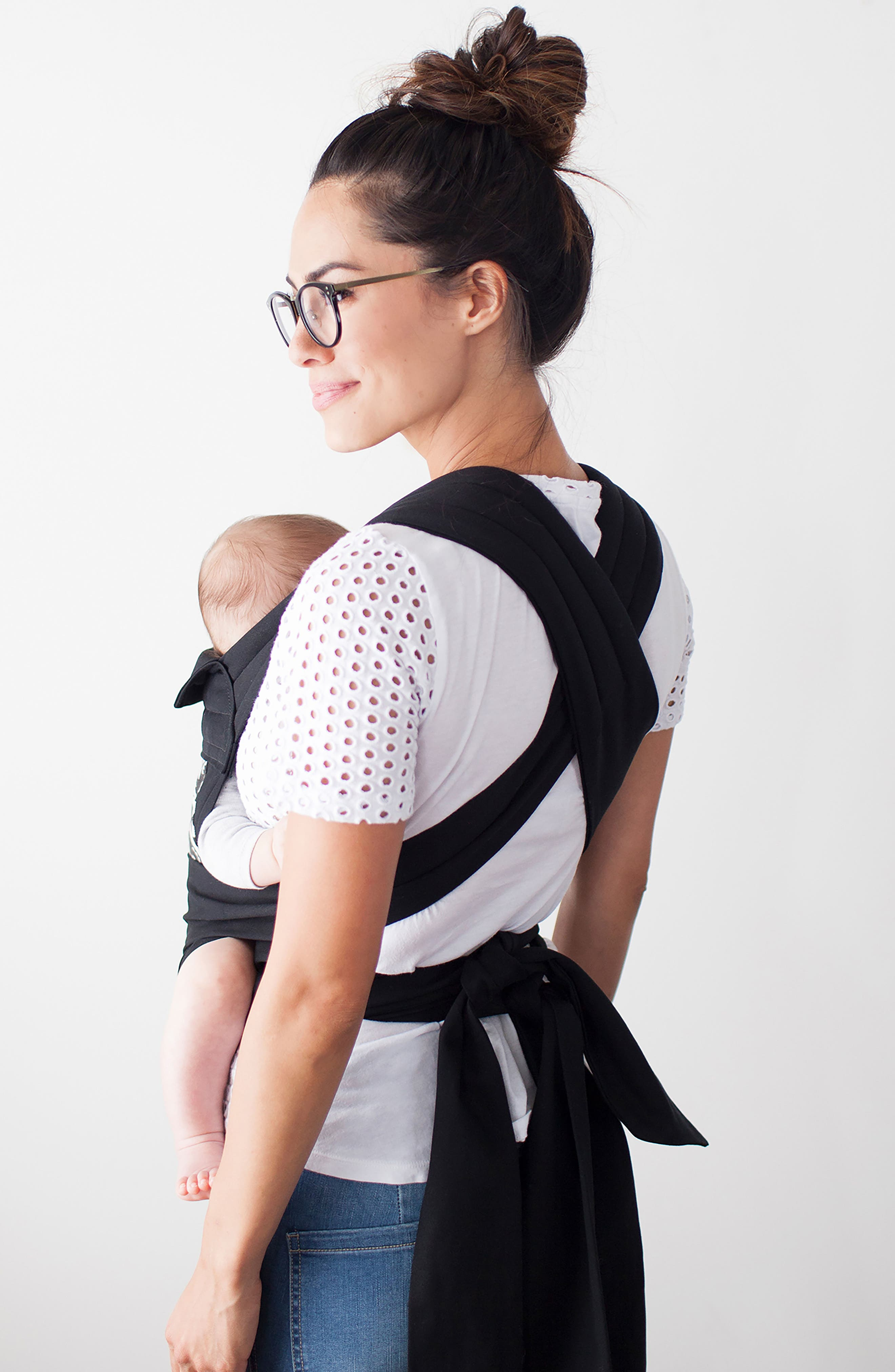 Alternate Image 2  - Moby Wrap Double Tie Baby Carrier