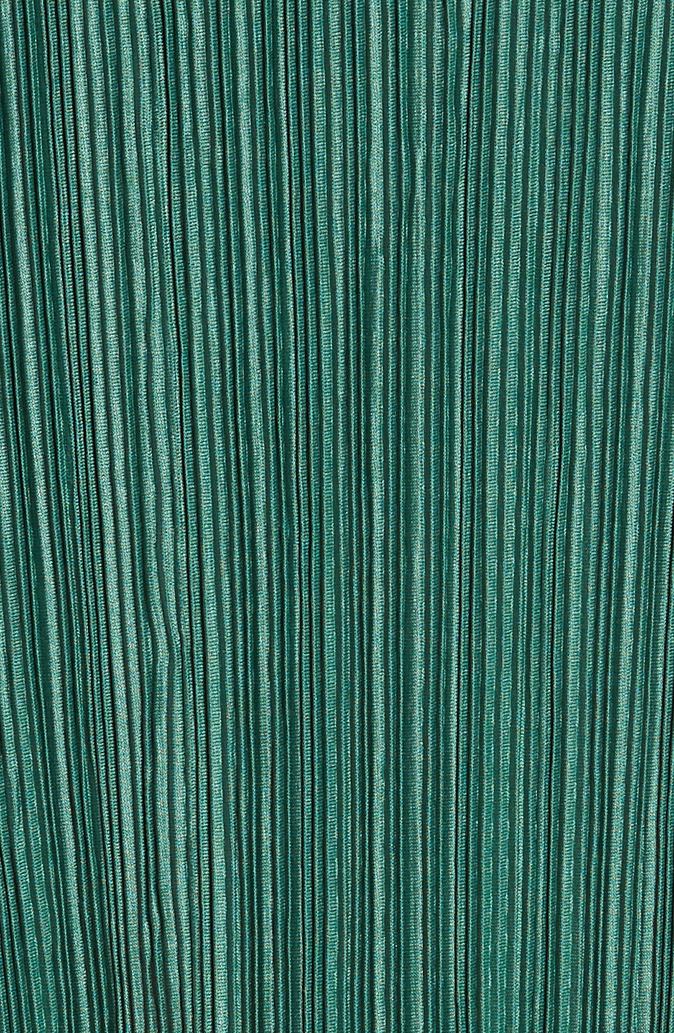 Micropleat Top,                             Alternate thumbnail 6, color,                             Dark Green
