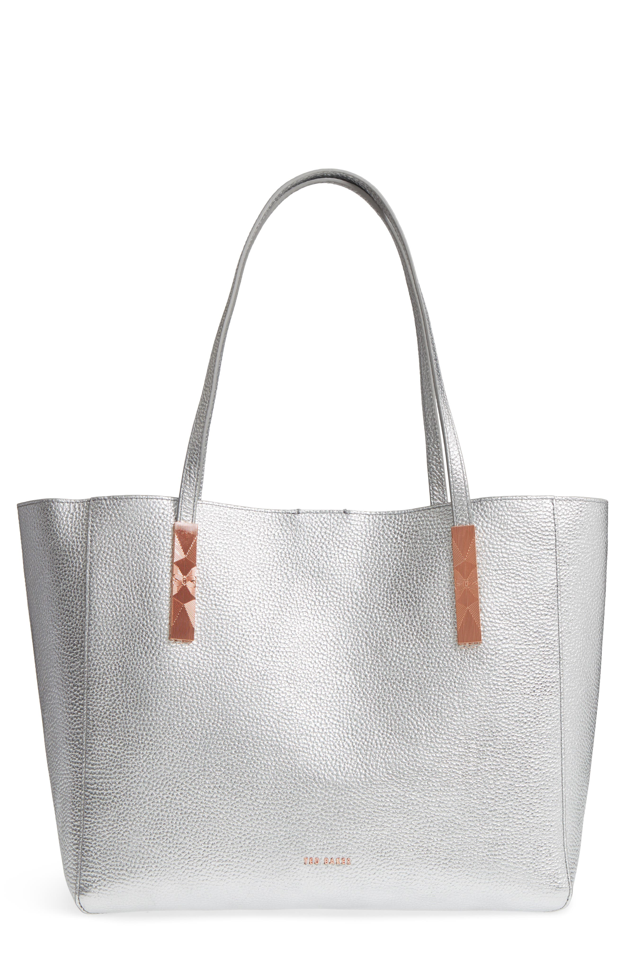 Ted Baker London Pionila Leather Tote