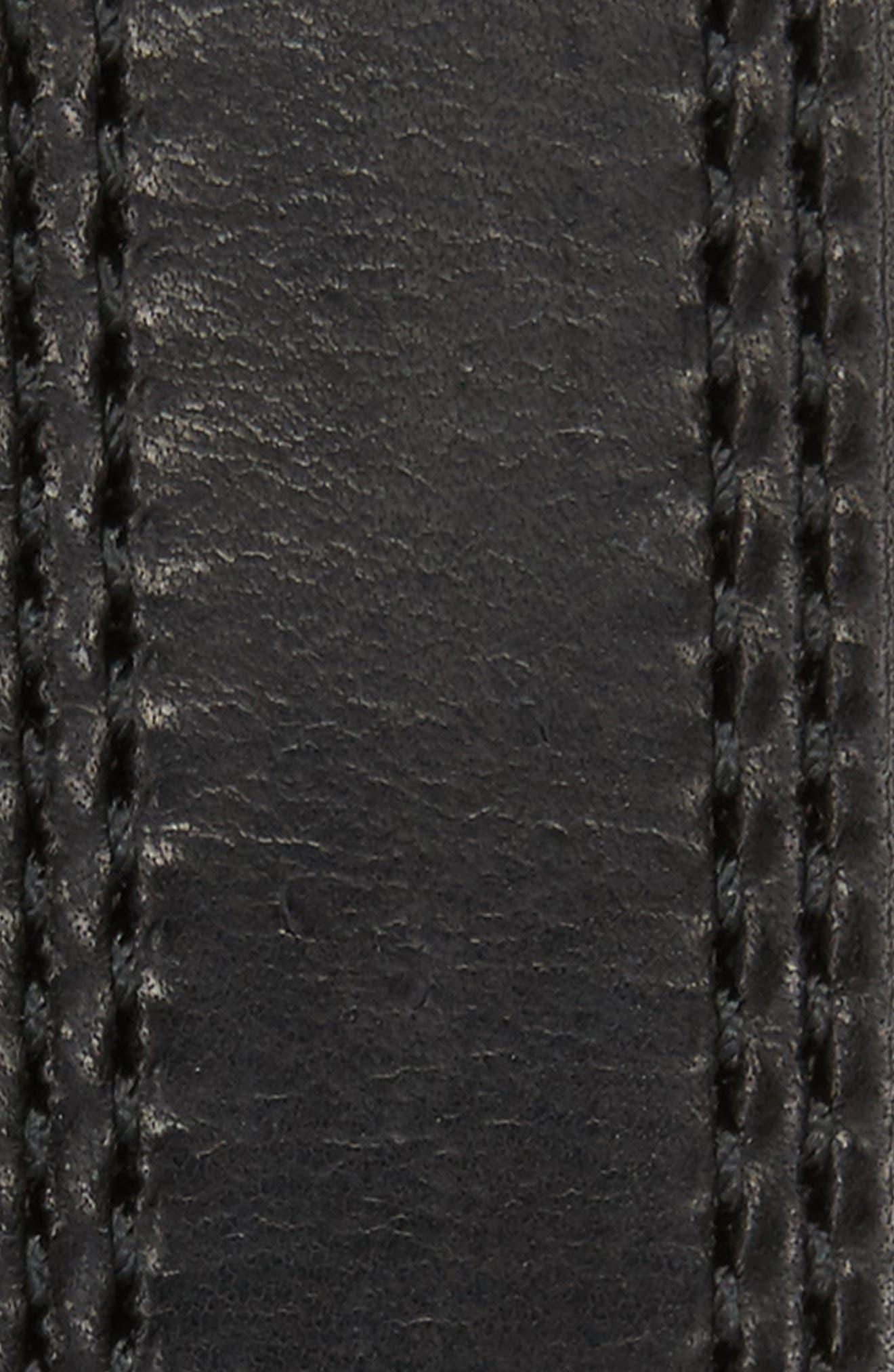 Alternate Image 2  - Ted Baker London Crikiit Stitched Leather Belt