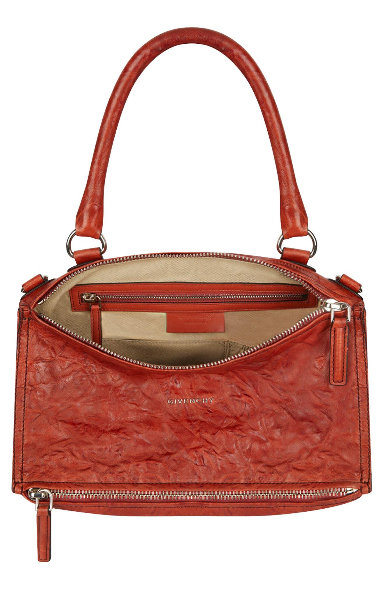 Alternate Image 3  - Givenchy 'Medium Pepe Pandora' Leather Satchel