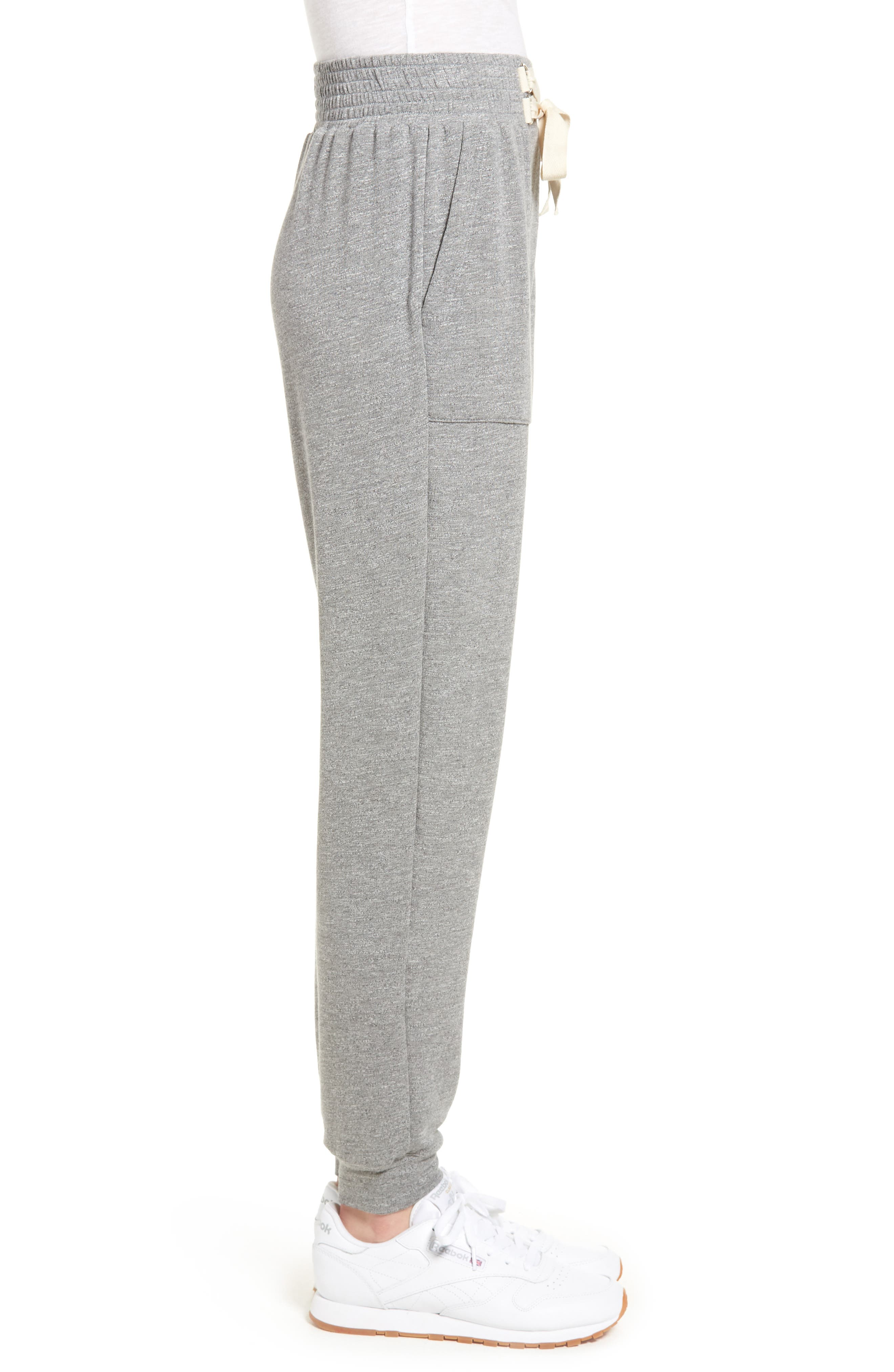 Dream Active Jogger Pants,                             Alternate thumbnail 3, color,                             Heather Grey