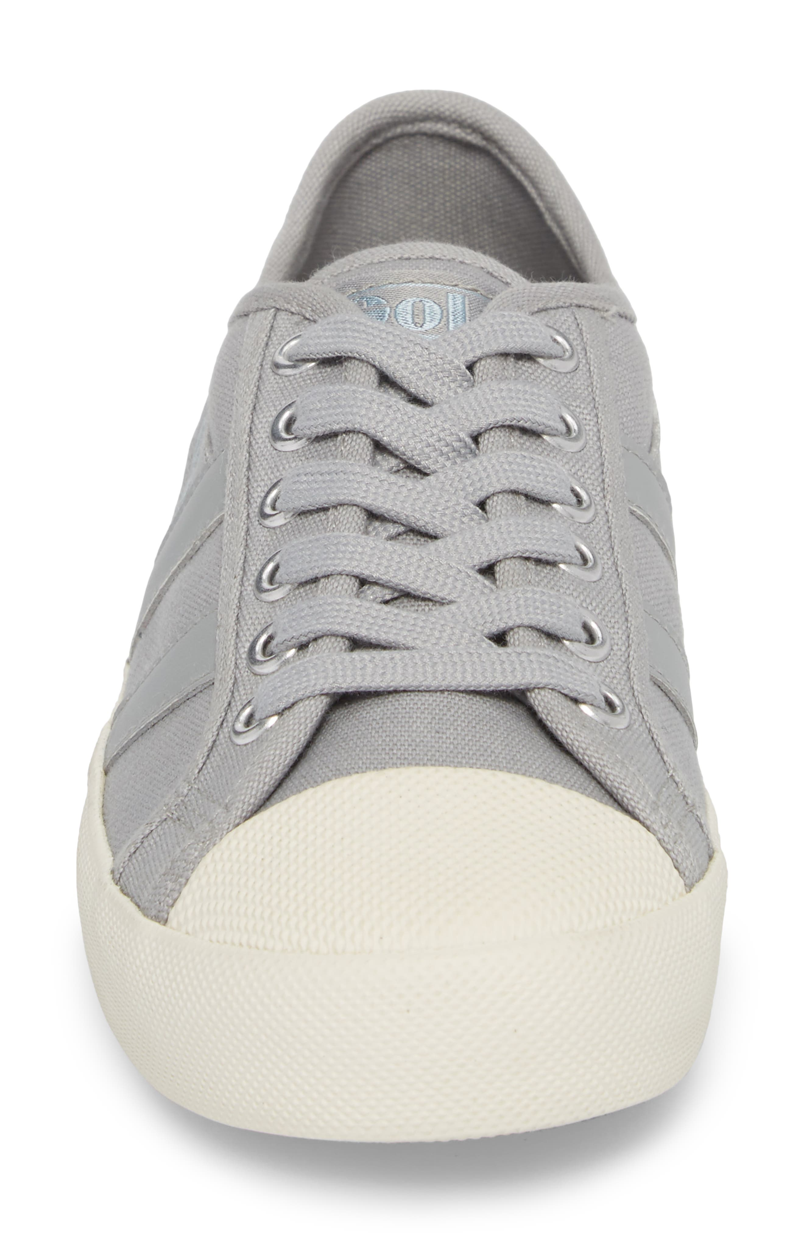 Coaster Sneaker,                             Alternate thumbnail 4, color,                             Paloma/ Off White