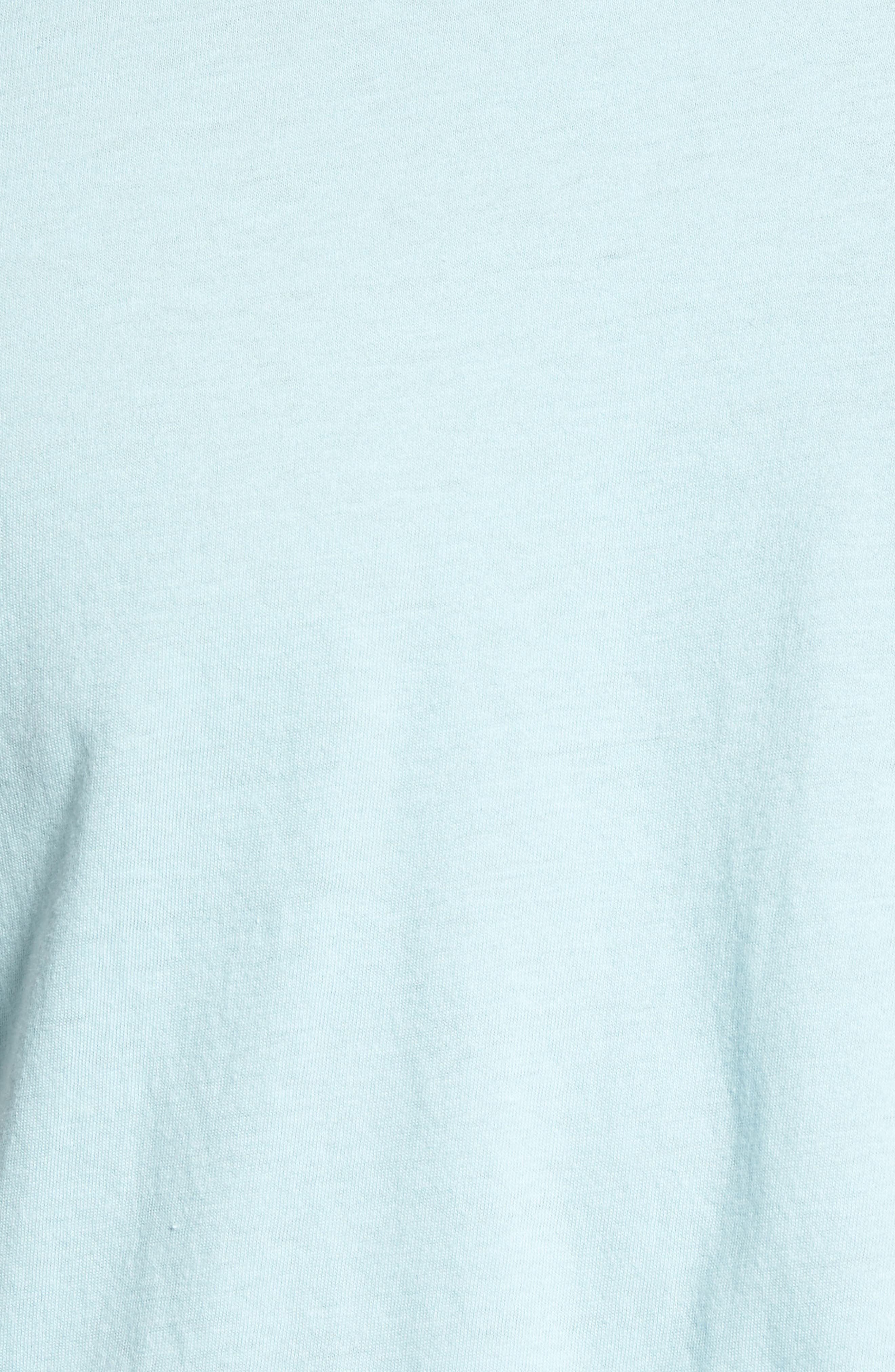 Thumbs Up T-Shirt,                             Alternate thumbnail 6, color,                             Blue