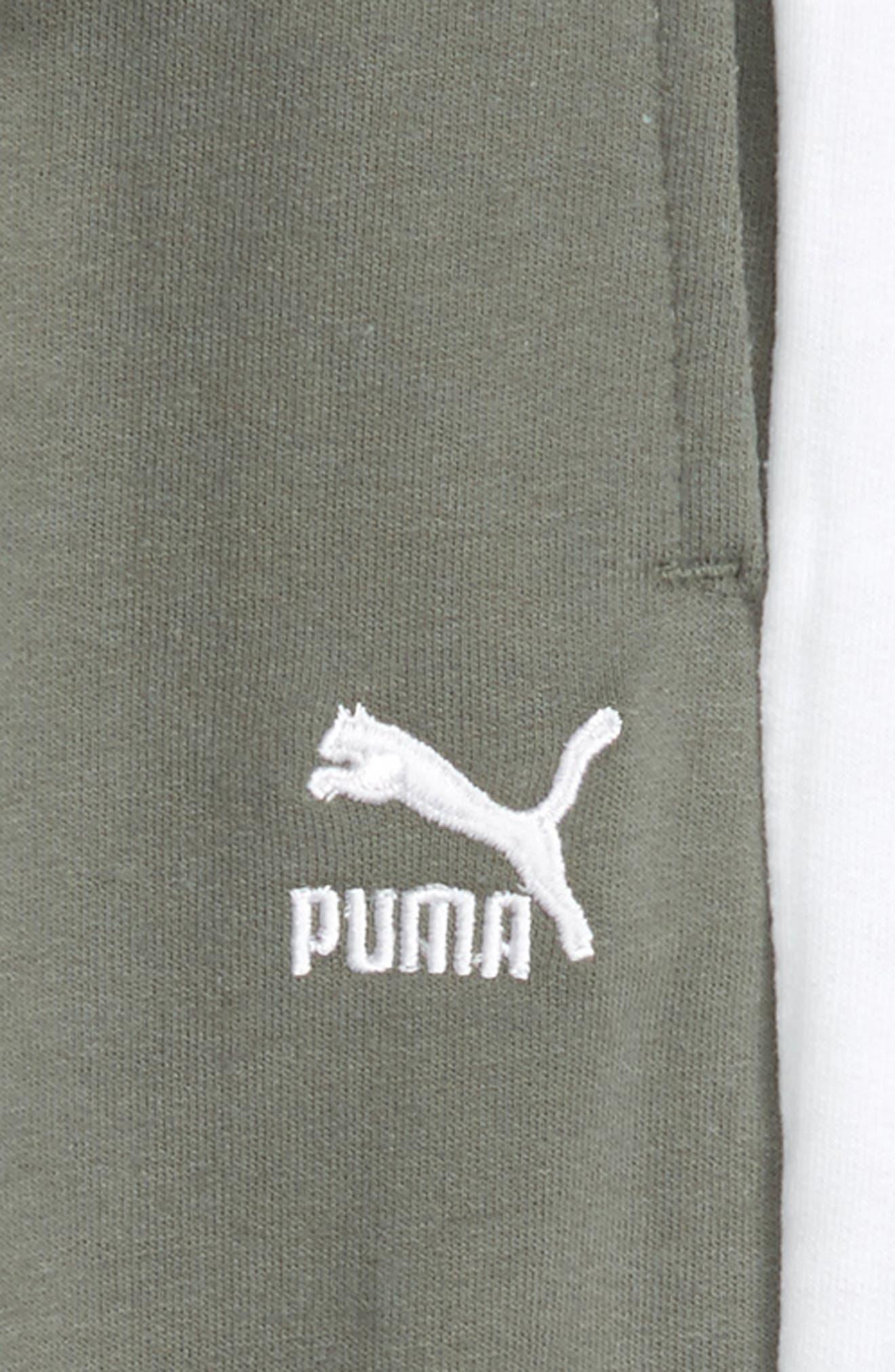 Archive Logo T7 Sweatpants,                             Alternate thumbnail 2, color,                             Castor Grey
