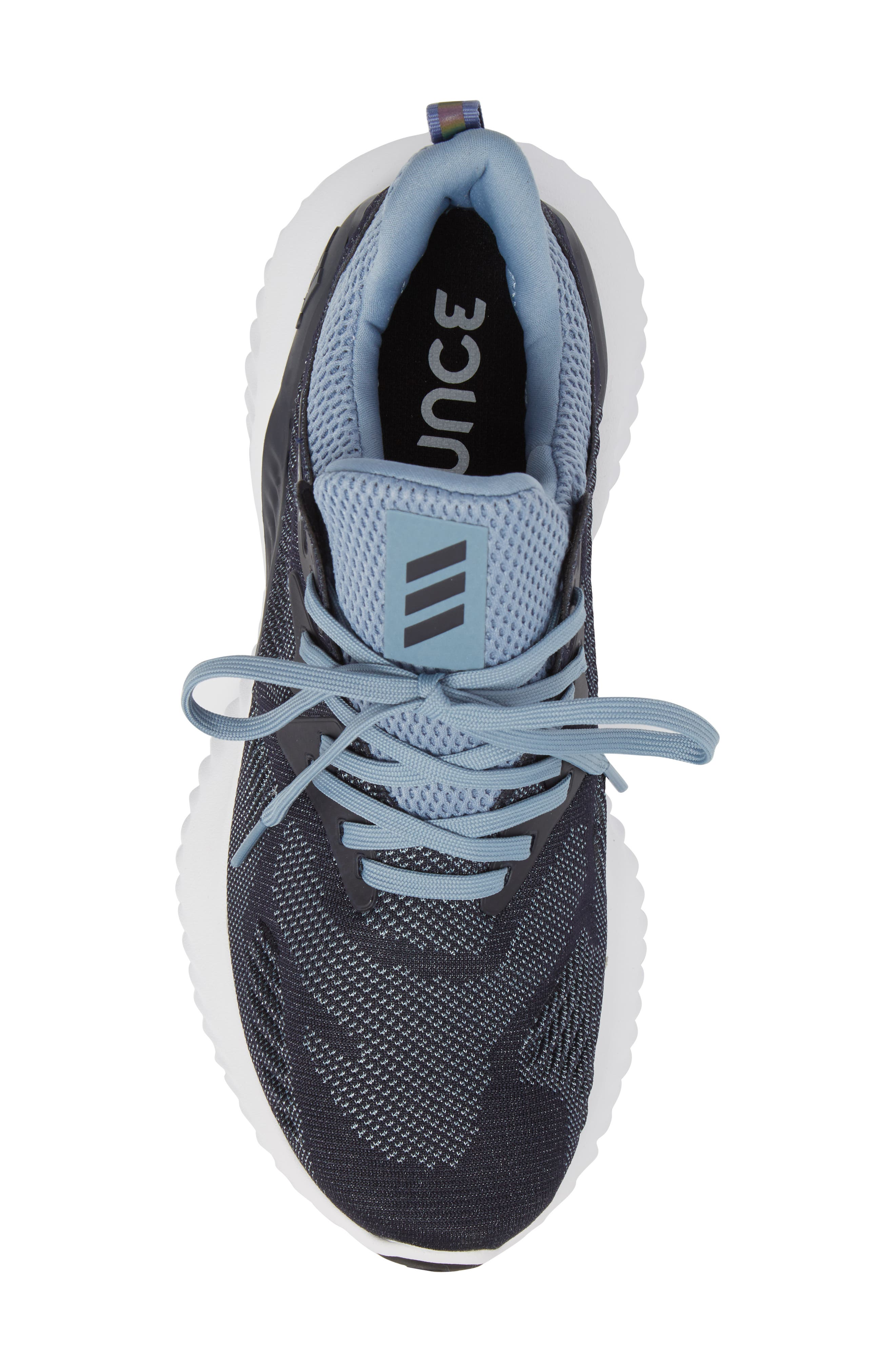 Alternate Image 5  - adidas AlphaBounce Beyond Knit Running Shoe (Men)