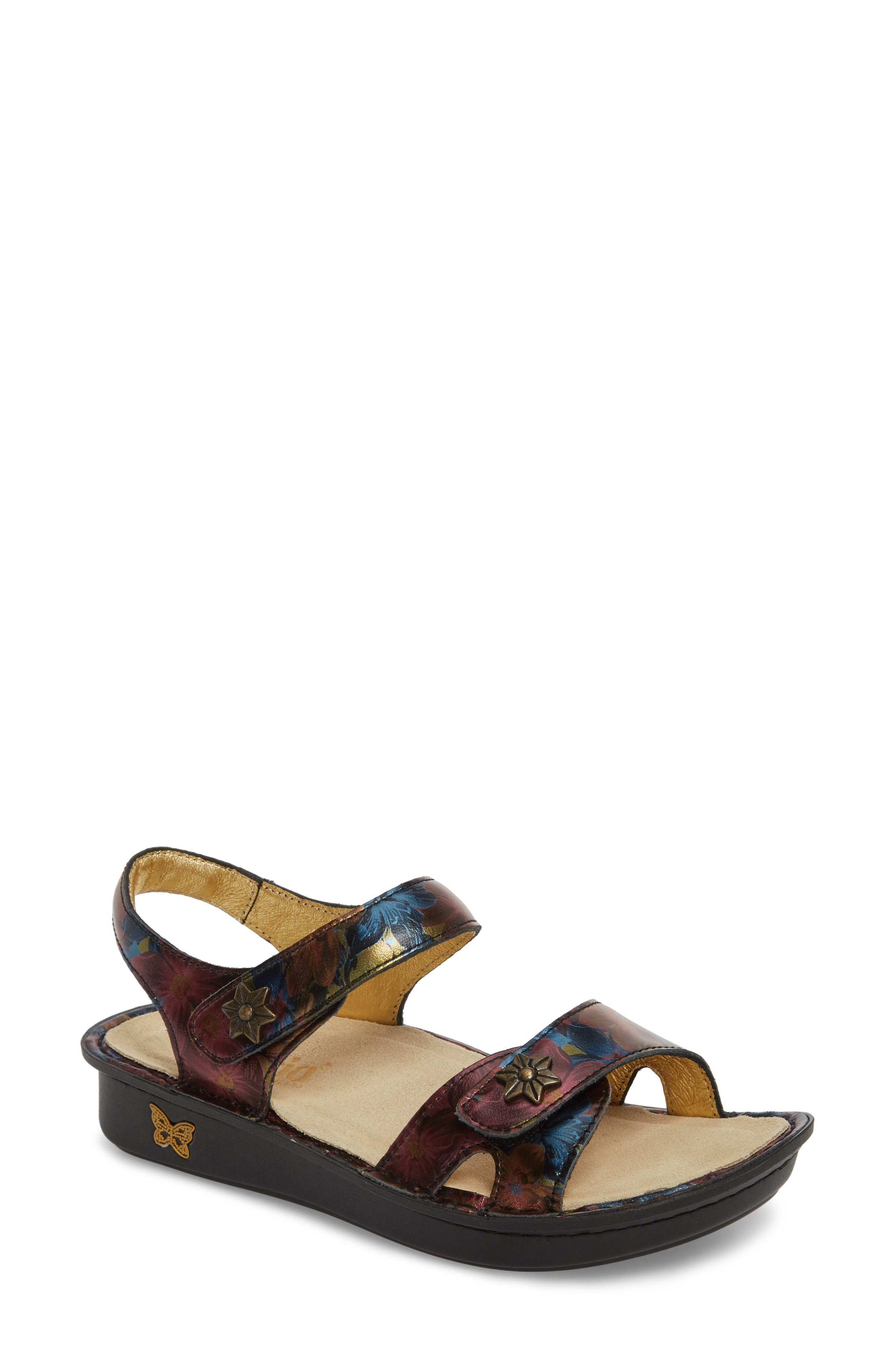 Vienna Sandal,                         Main,                         color, Special Lady Leather