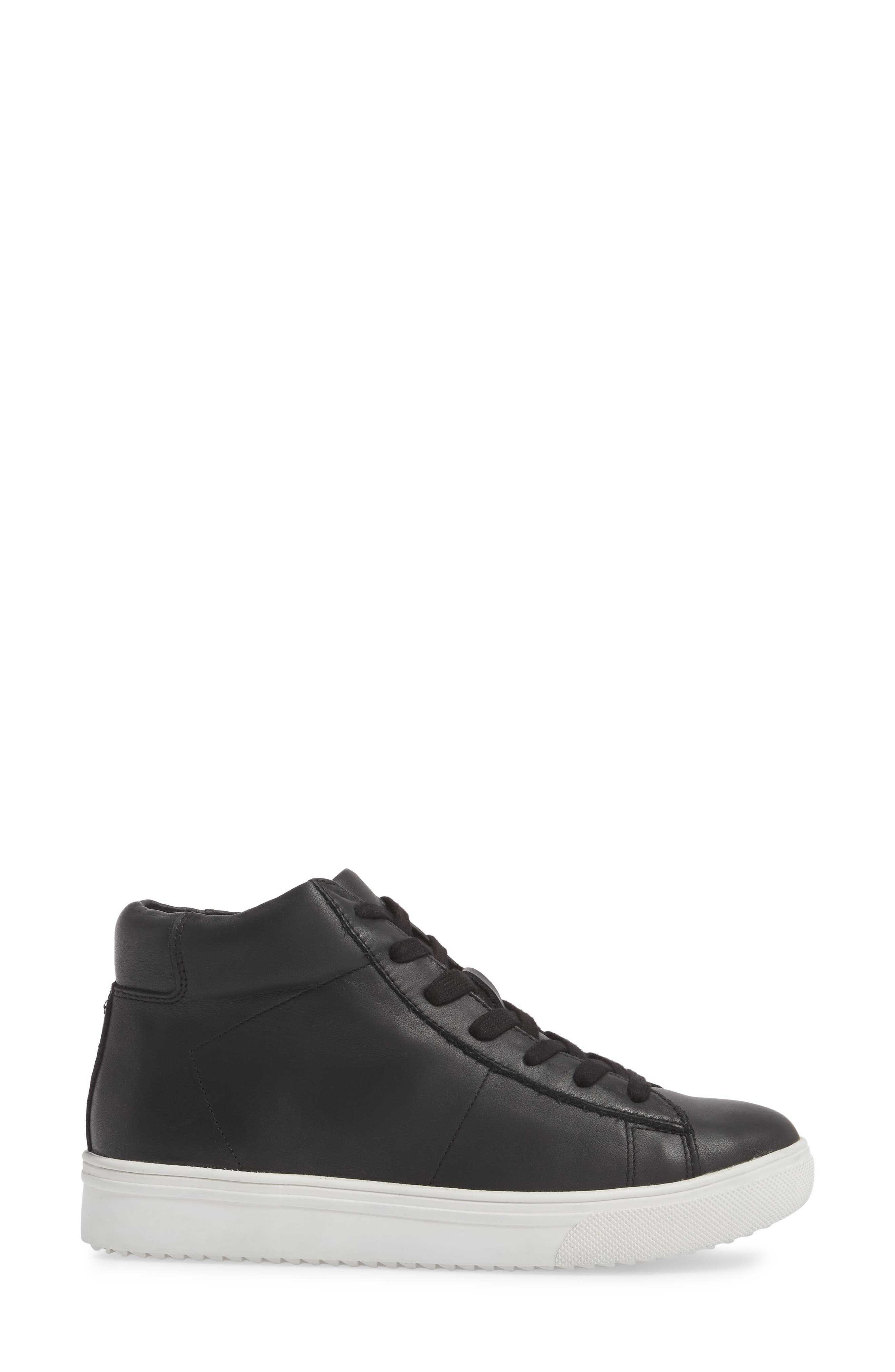 Alternate Image 3  - Blondo Jax Waterproof High Top Sneaker (Women)