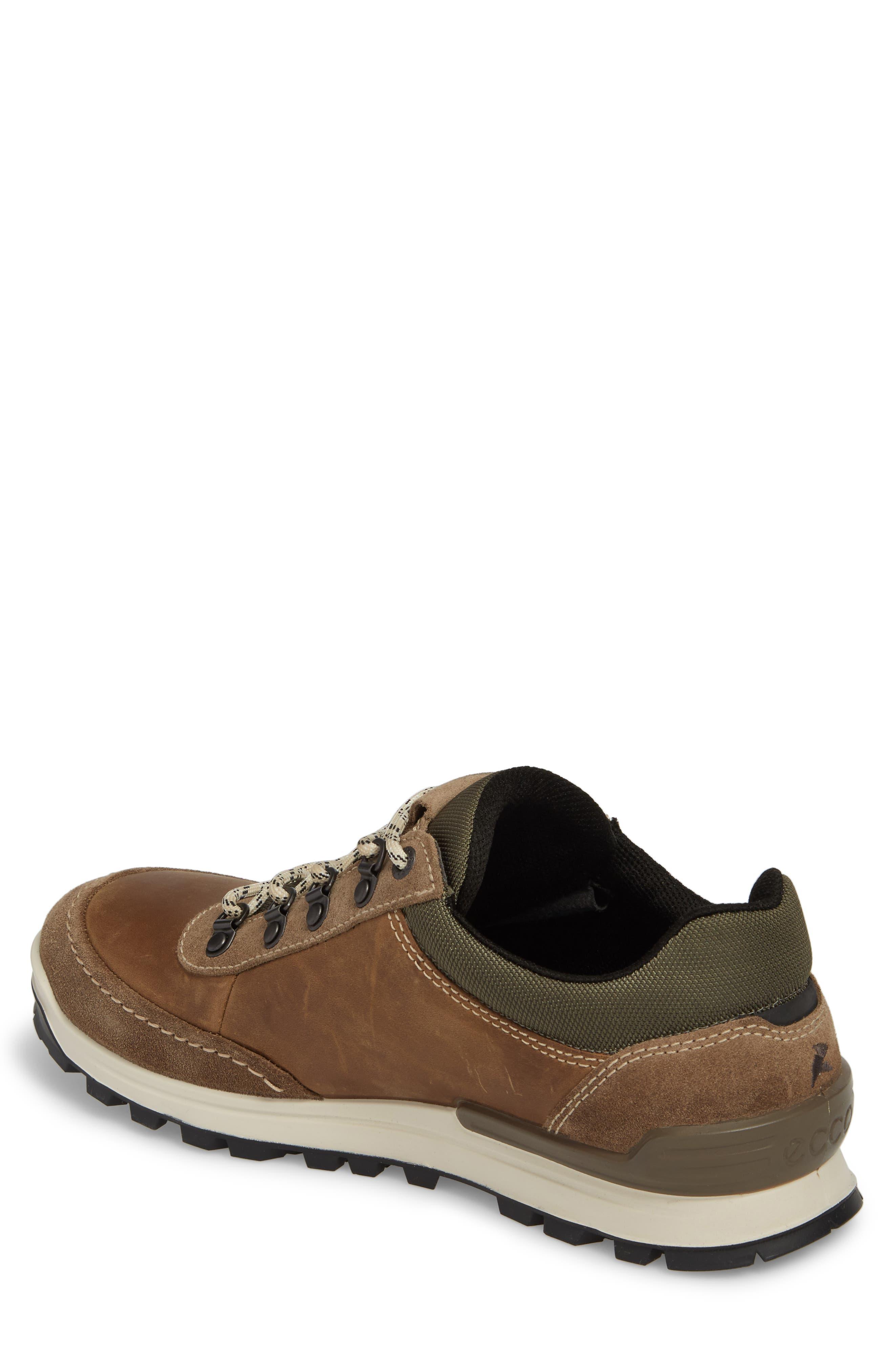 Oregon Sneaker,                             Alternate thumbnail 2, color,                             Brown Leather