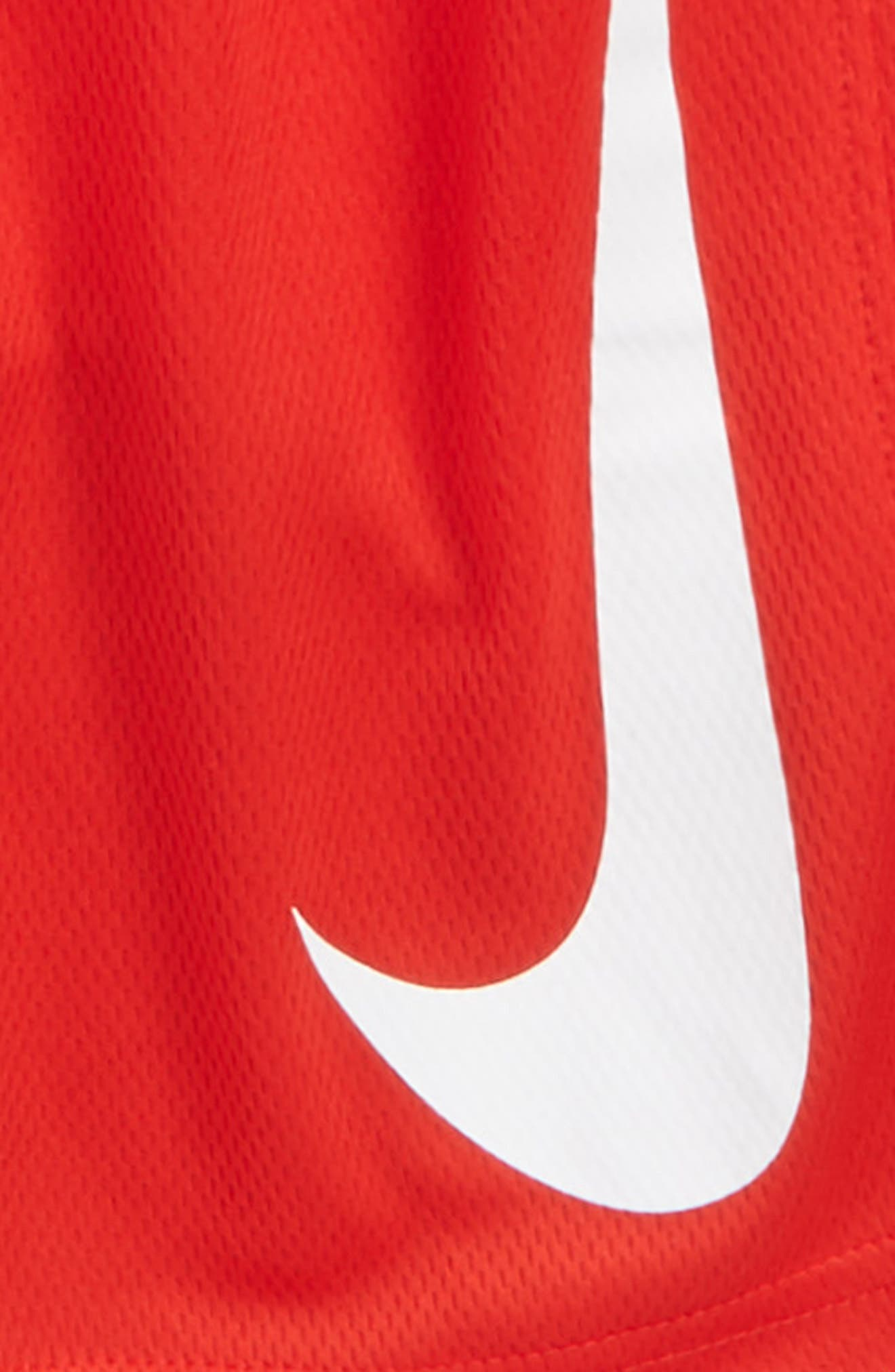 Dry Shorts,                             Alternate thumbnail 2, color,                             University Red/ Black