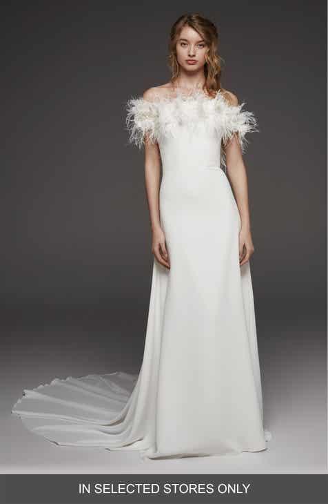 A Line Wedding Dresses Bridal Gowns Nordstrom