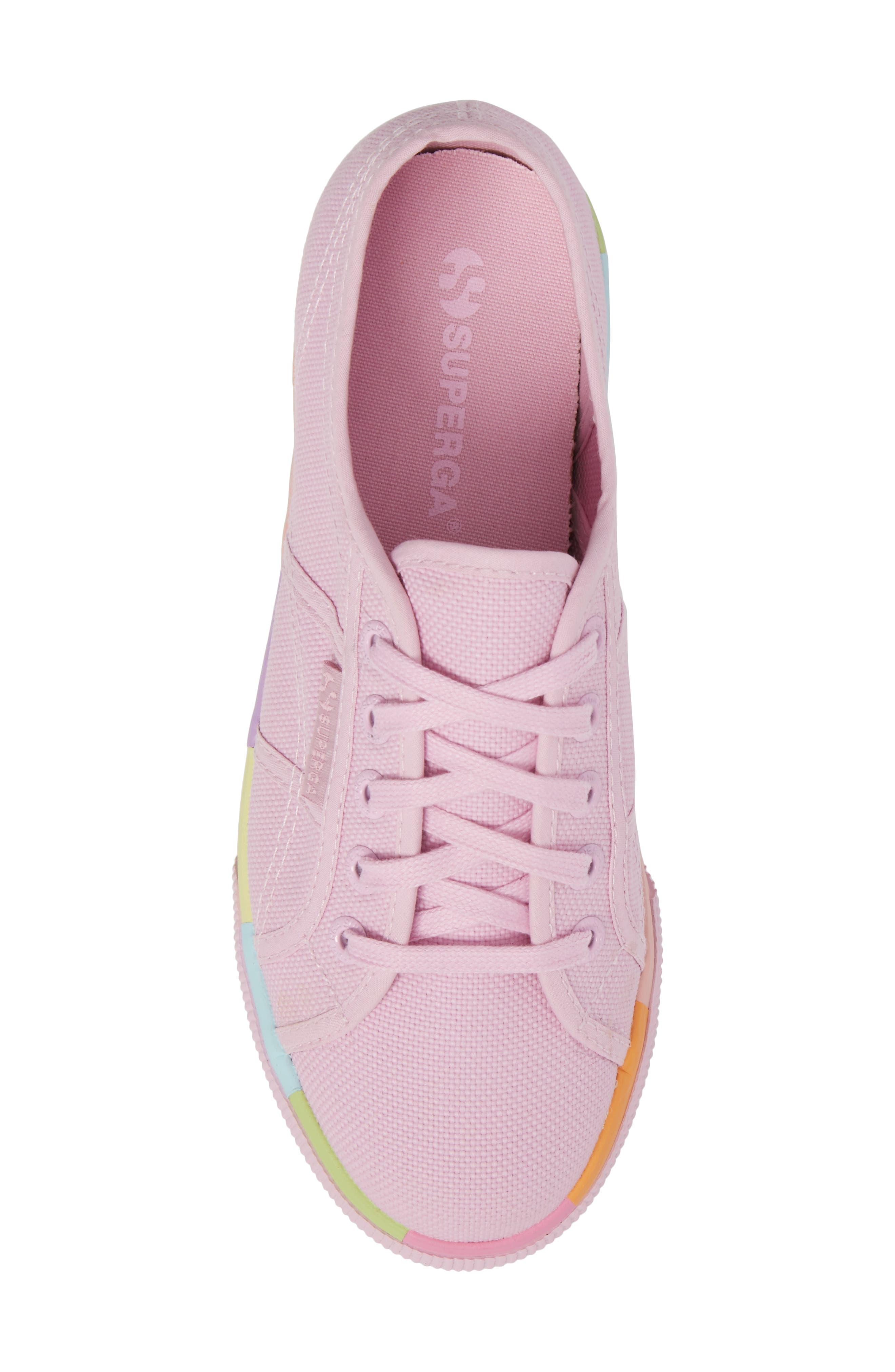 2790 Platform Sneaker,                             Alternate thumbnail 5, color,                             Pink