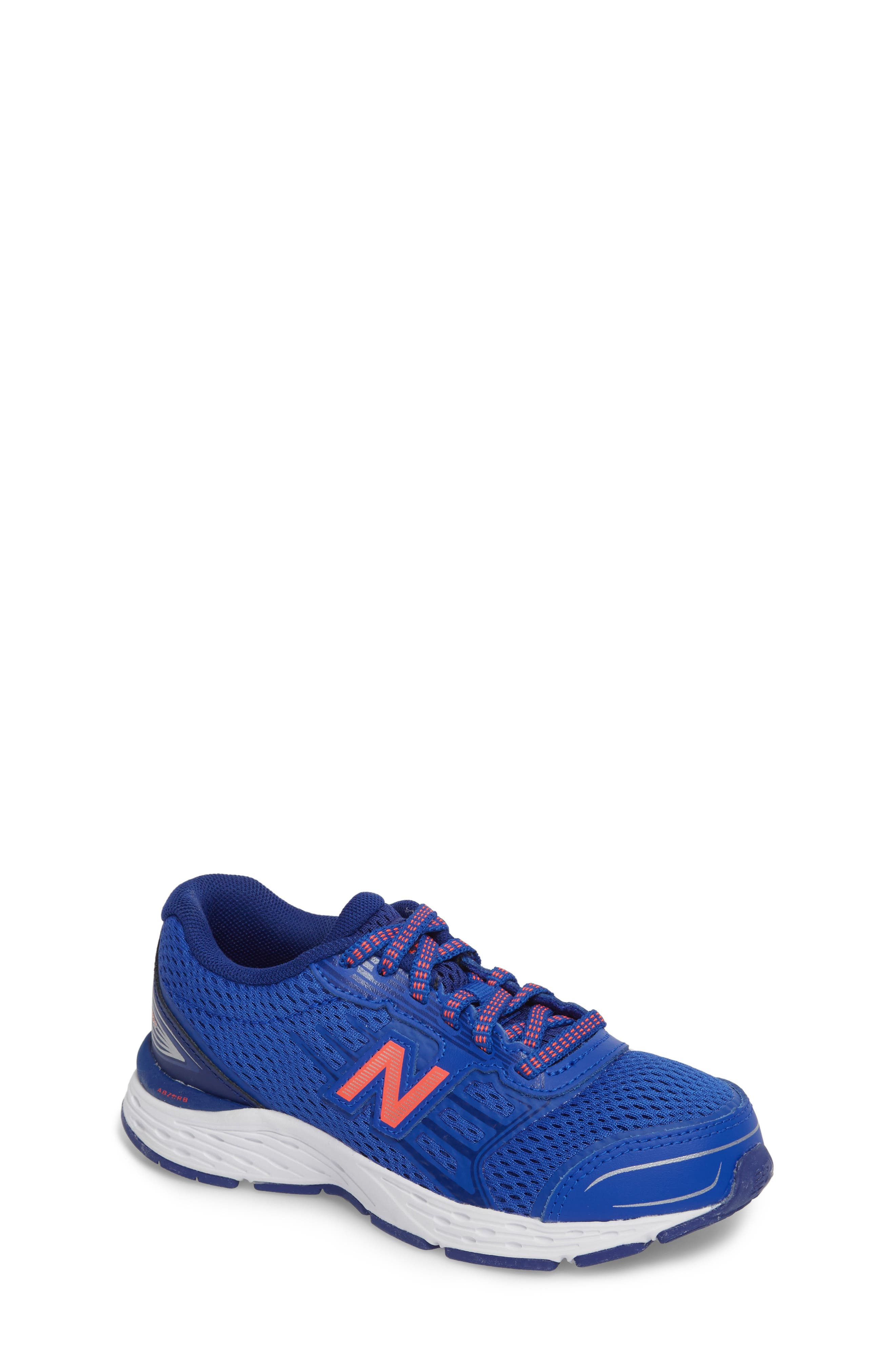 New Balance 680v5 Running Shoe (Toddler, Little Kid & Big Kid)