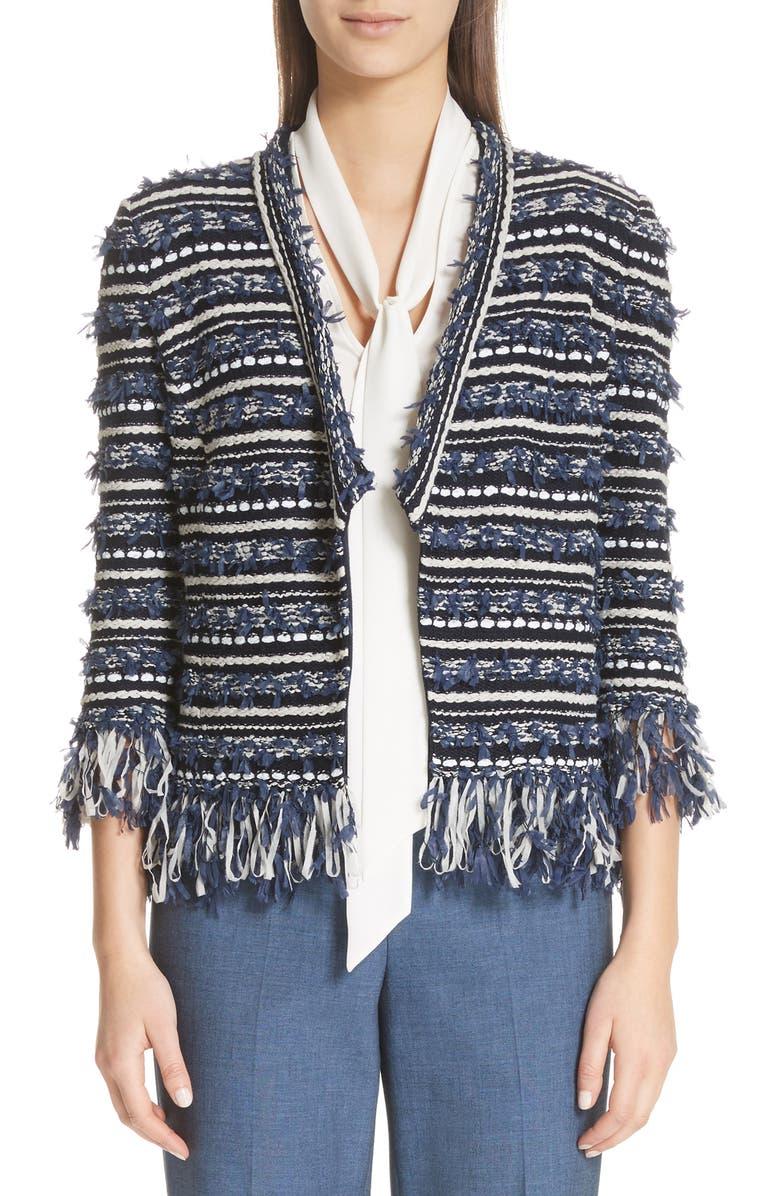 Lofty Floats Knit Jacket