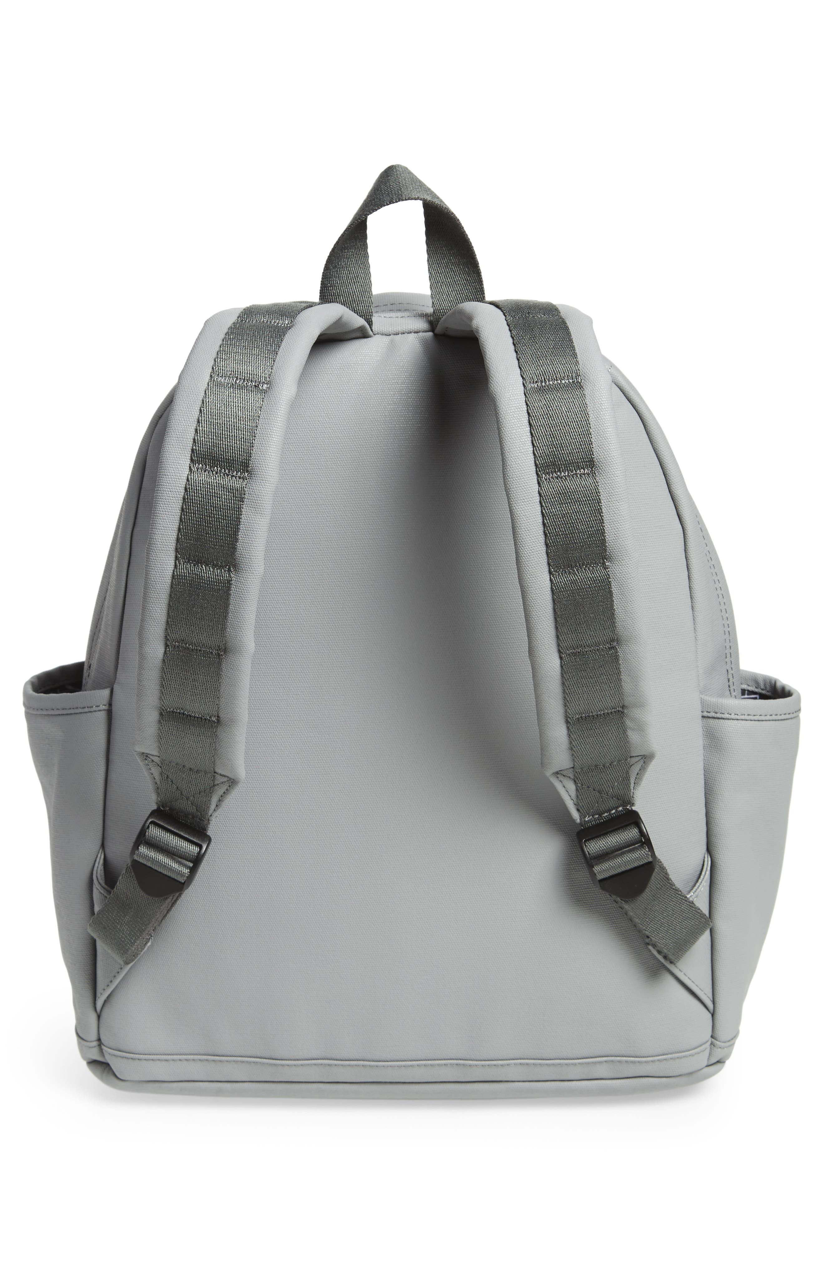 Greenpoint Kent Backpack,                             Alternate thumbnail 3, color,                             Frost Grey