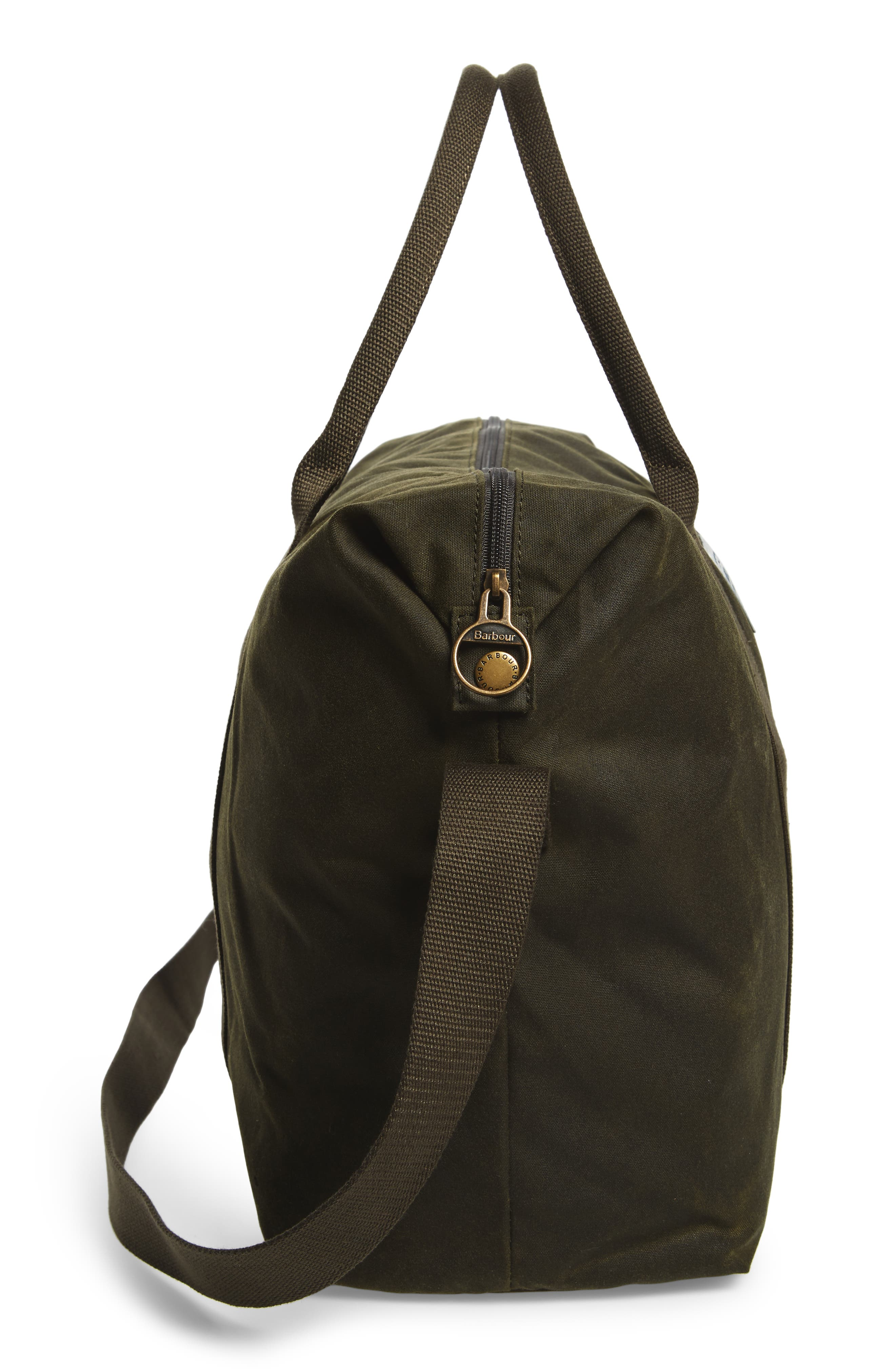Alternate Image 5  - Barbour Archive Holdall Bag