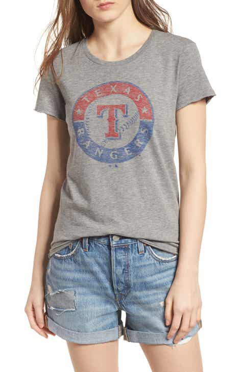 '47 Texas Rangers Fader Letter Tee