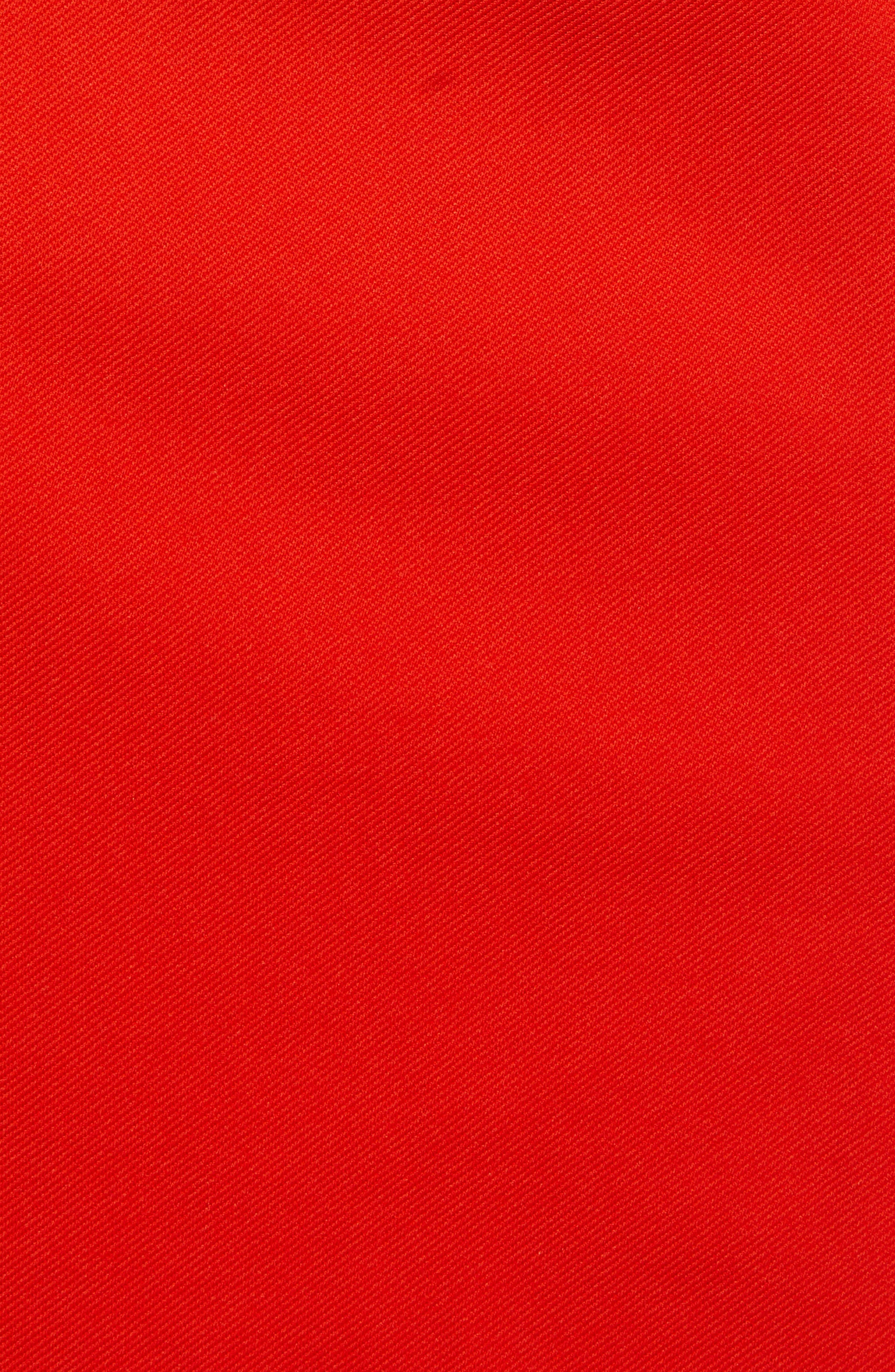 Alternate Image 5  - BOSS Deazema Twill Jersey Dress