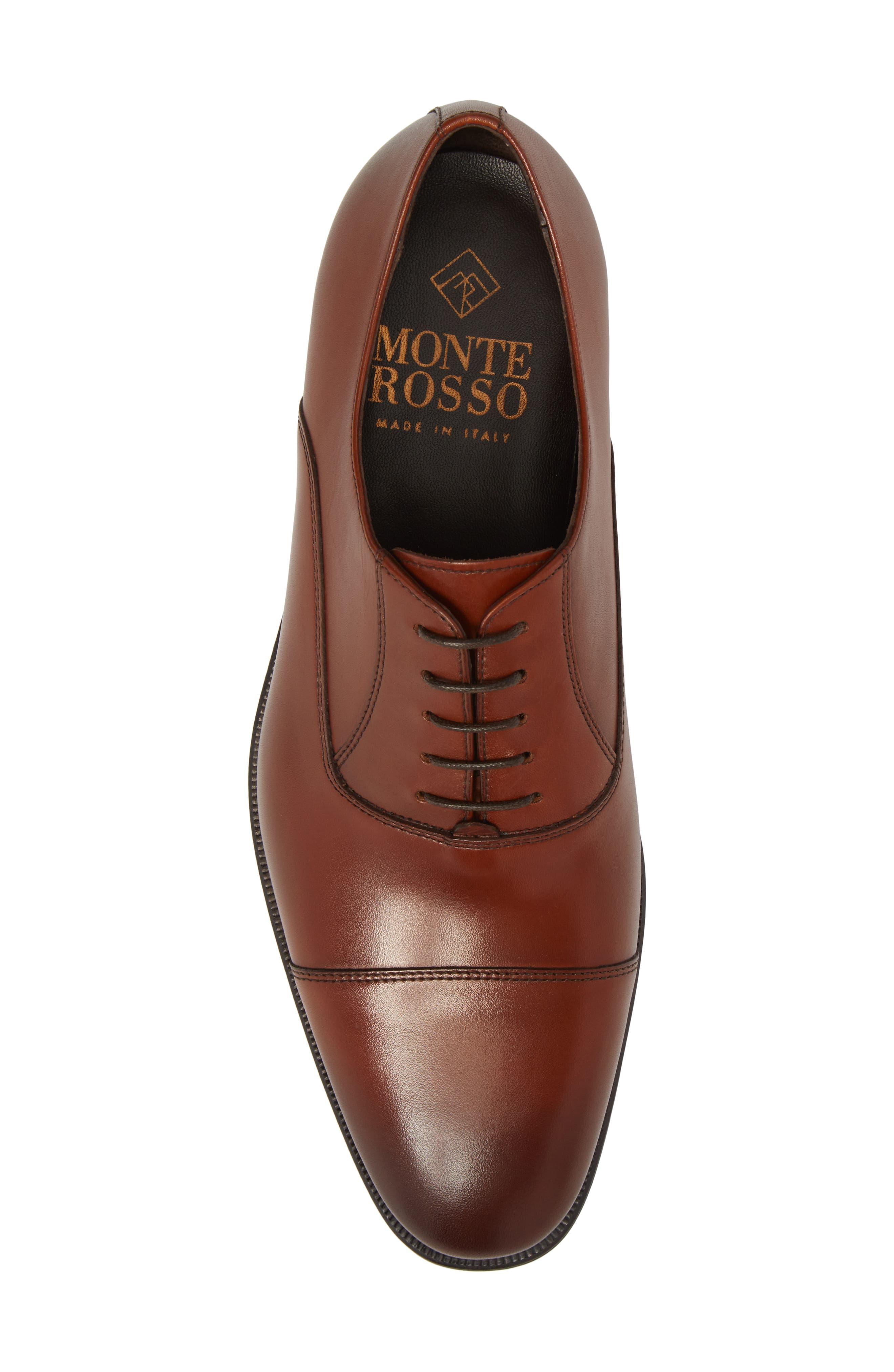 Alternate Image 5  - Monte Rosso Federico Cap Toe Oxford (Men)
