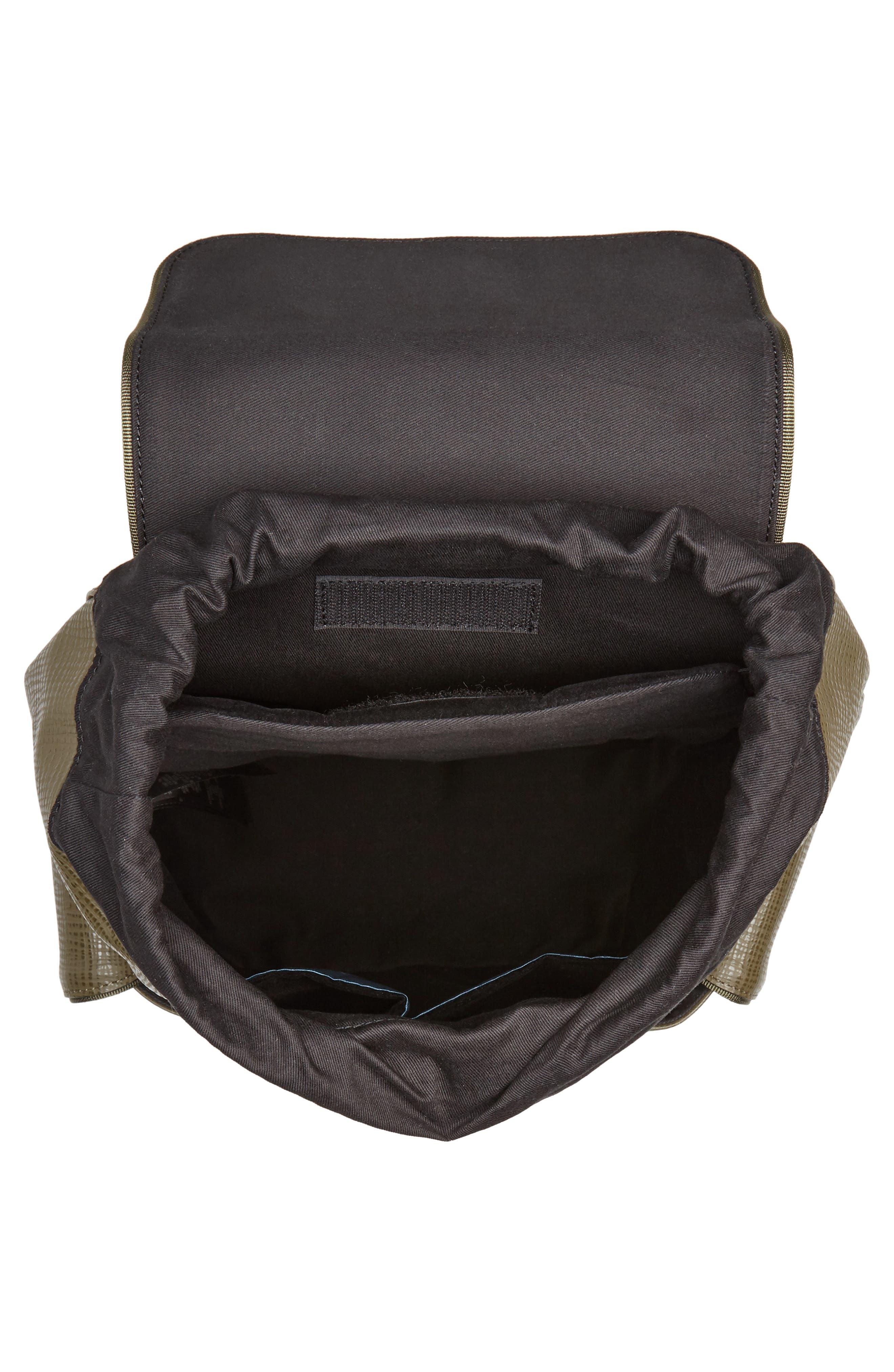 Thorr Palmelato Backpack,                             Alternate thumbnail 4, color,                             Olive